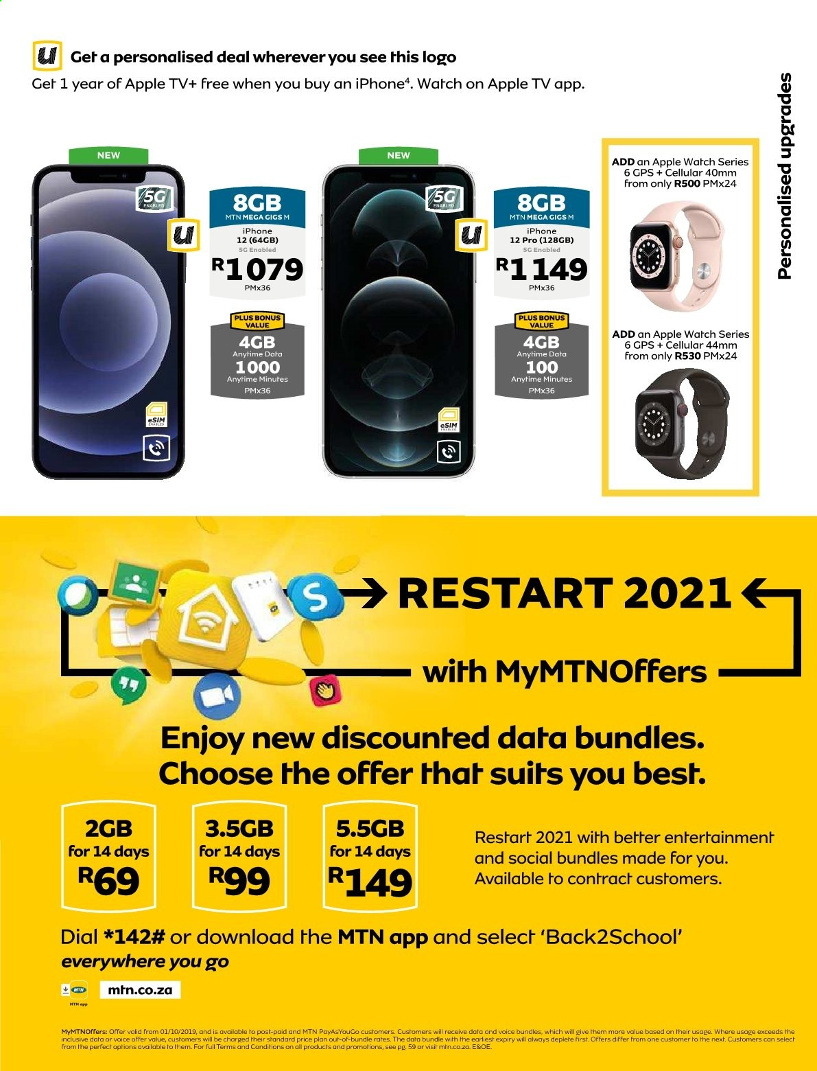 MTN catalogue  - 01.01.2021 - 01.31.2021. Page 31.