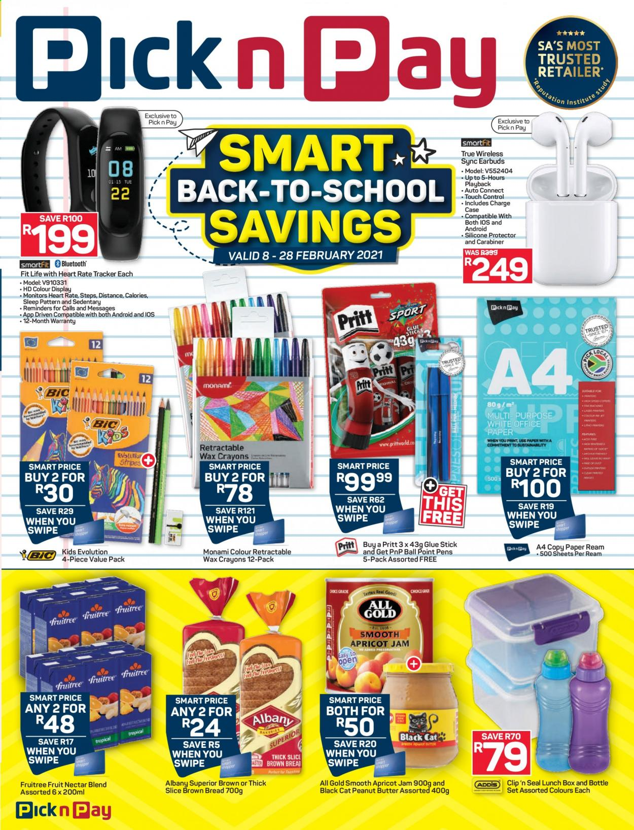 Pick n Pay catalogue  - 02.08.2021 - 02.28.2021. Page 1.