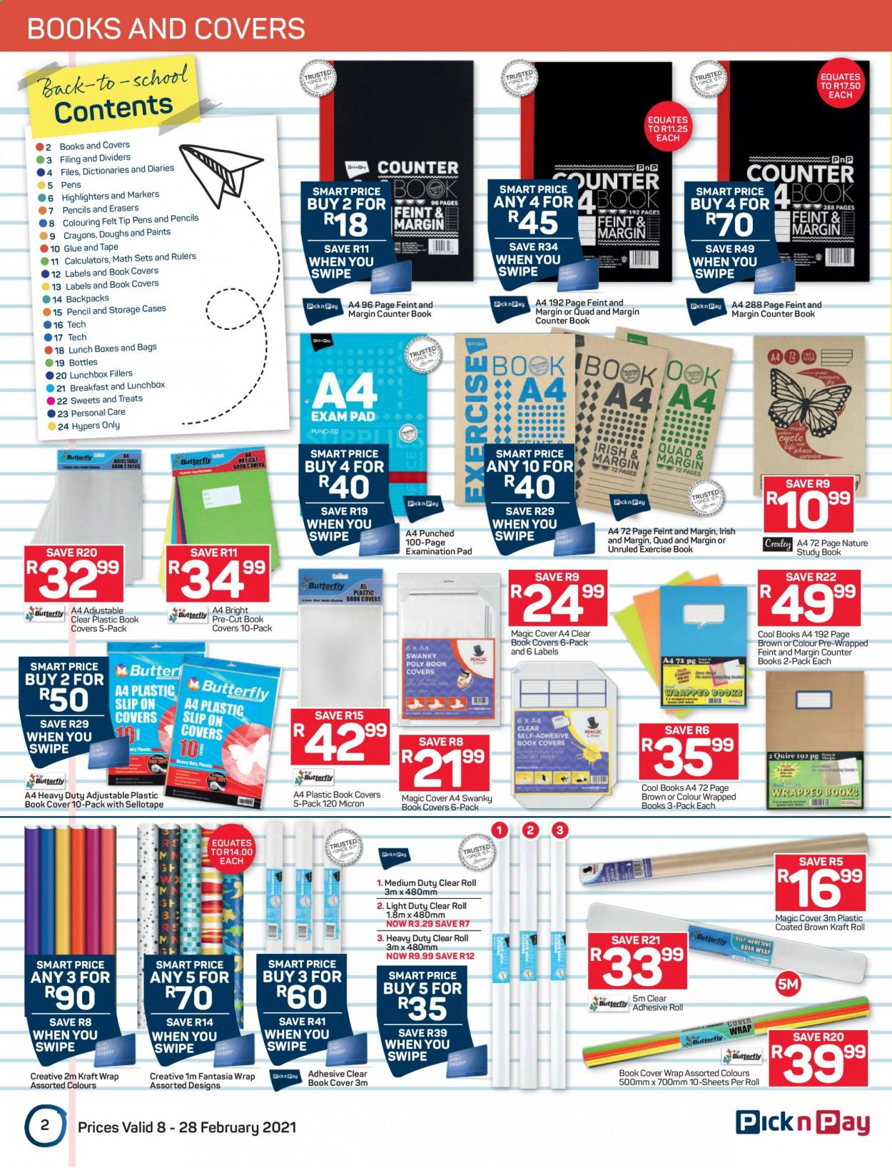 Pick n Pay catalogue  - 02.08.2021 - 02.28.2021. Page 2.