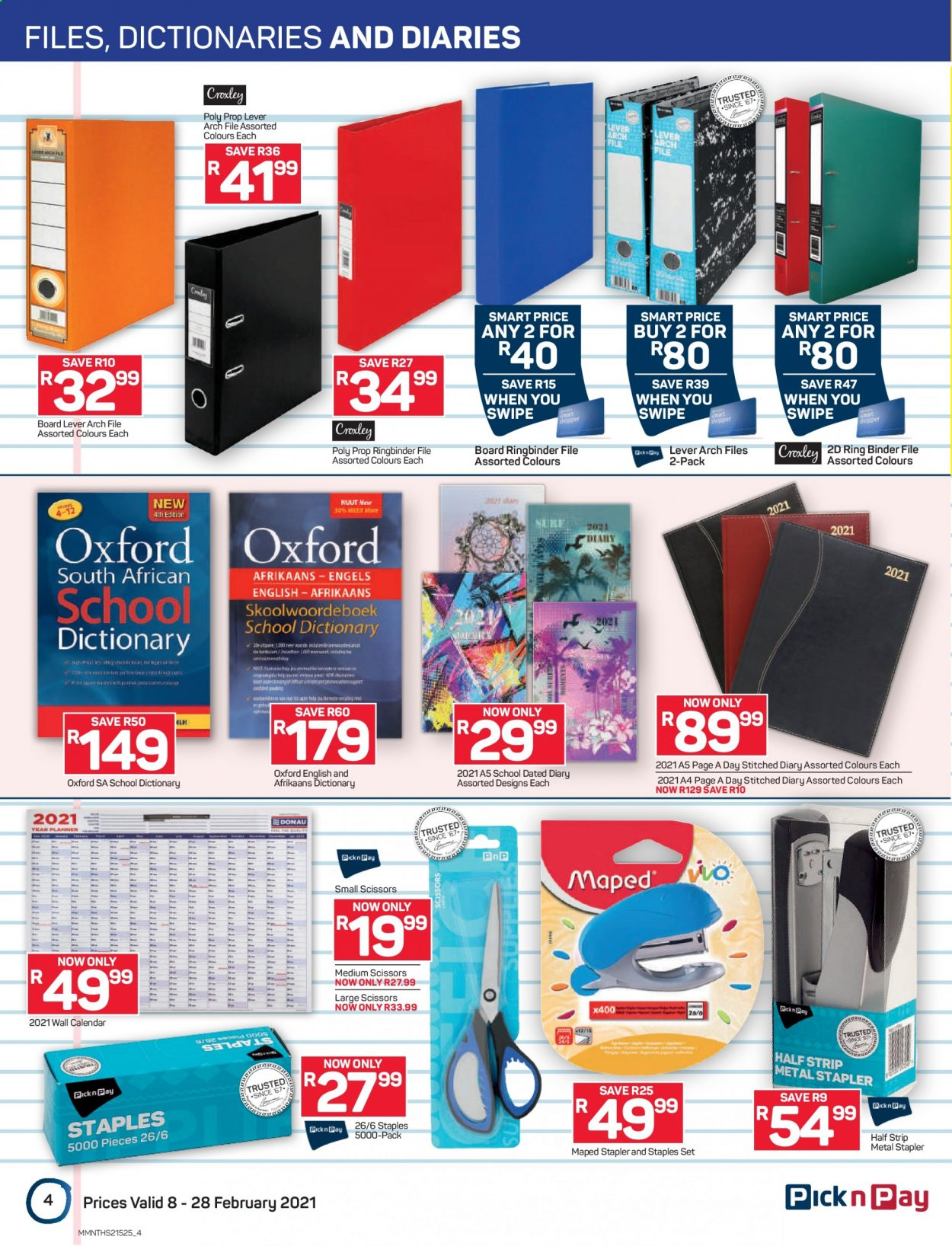 Pick n Pay catalogue  - 02.08.2021 - 02.28.2021. Page 4.