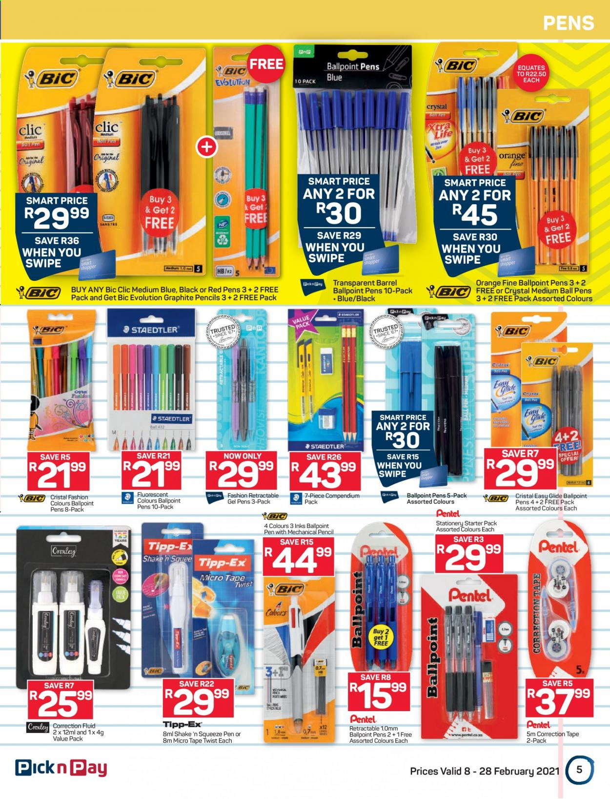 Pick n Pay catalogue  - 02.08.2021 - 02.28.2021. Page 5.