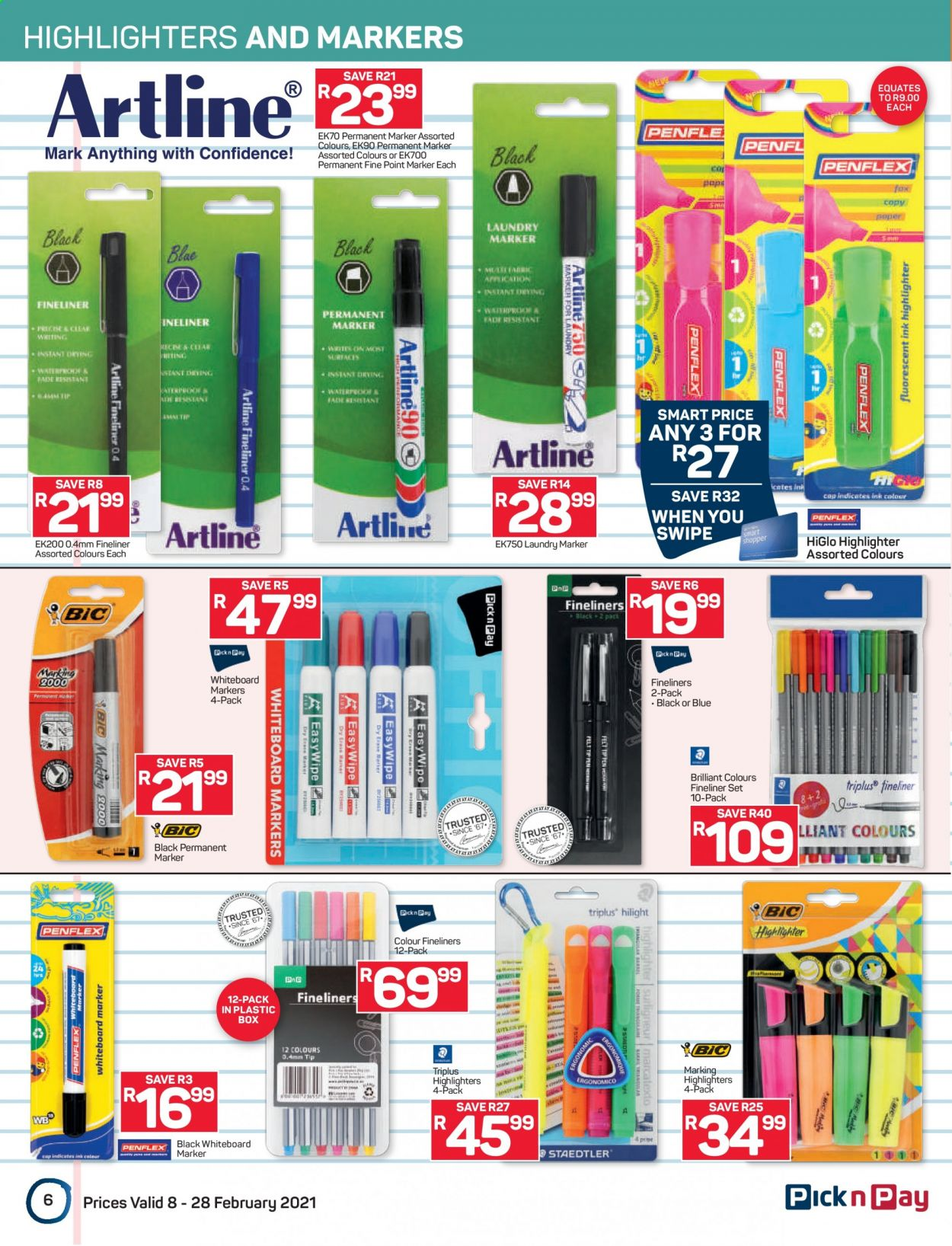 Pick n Pay catalogue  - 02.08.2021 - 02.28.2021. Page 6.