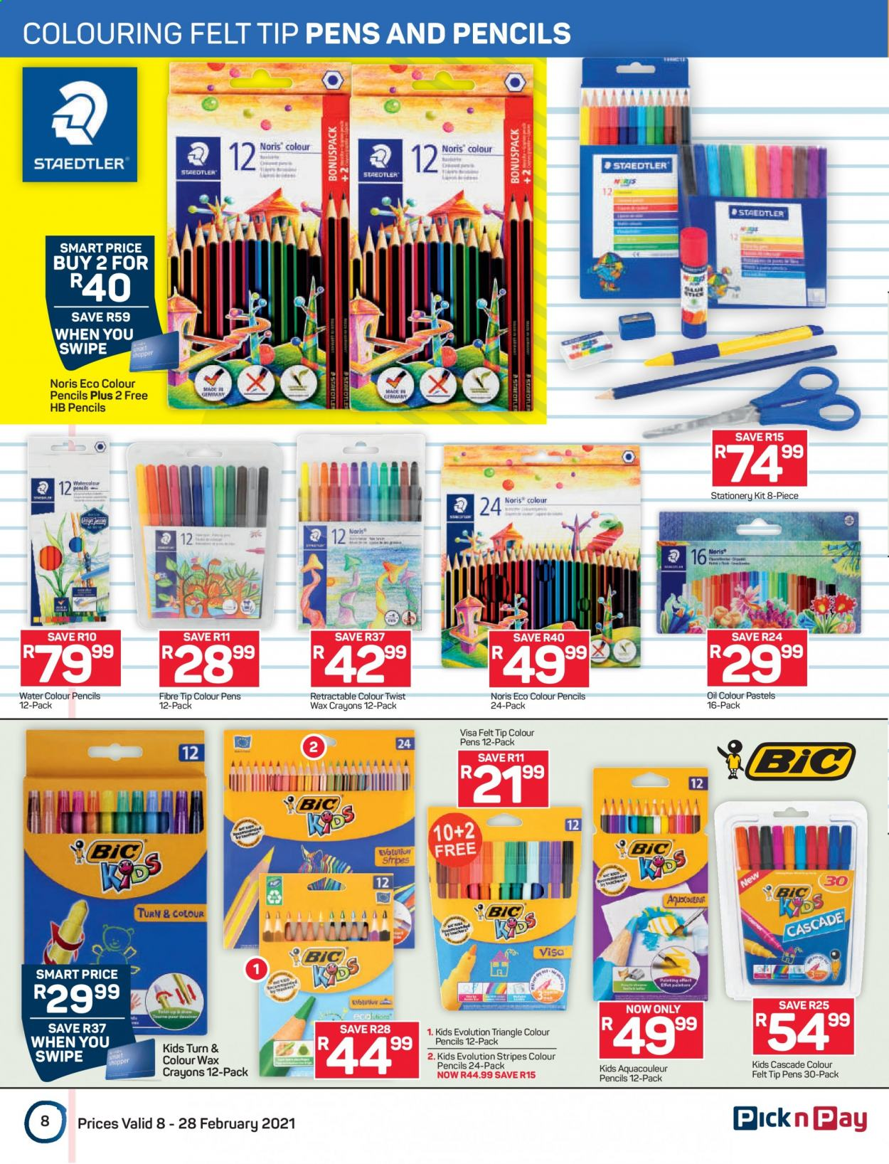 Pick n Pay catalogue  - 02.08.2021 - 02.28.2021. Page 8.