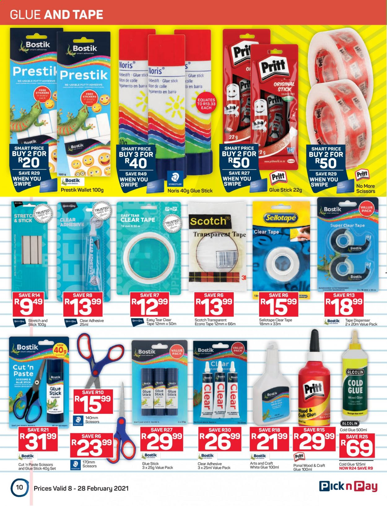 Pick n Pay catalogue  - 02.08.2021 - 02.28.2021. Page 10.