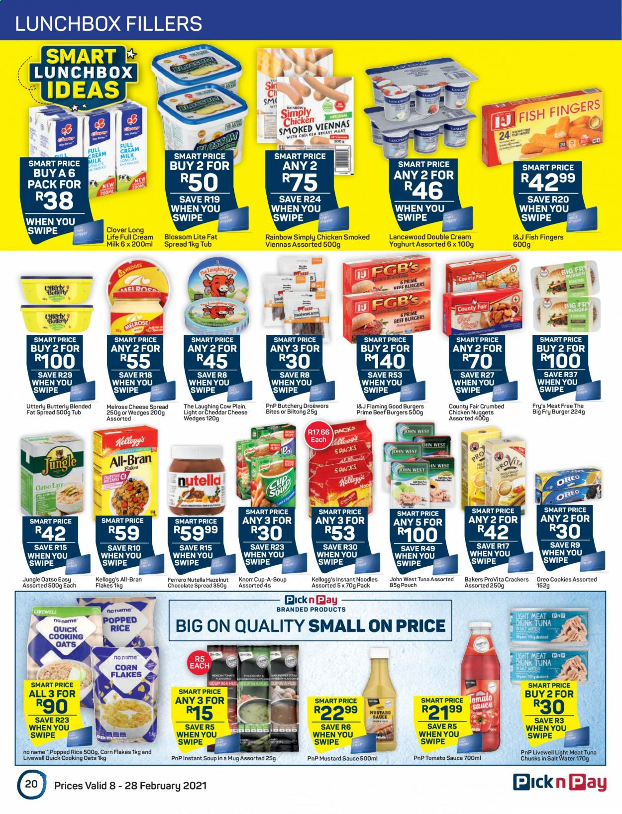Pick n Pay catalogue  - 02.08.2021 - 02.28.2021. Page 20.