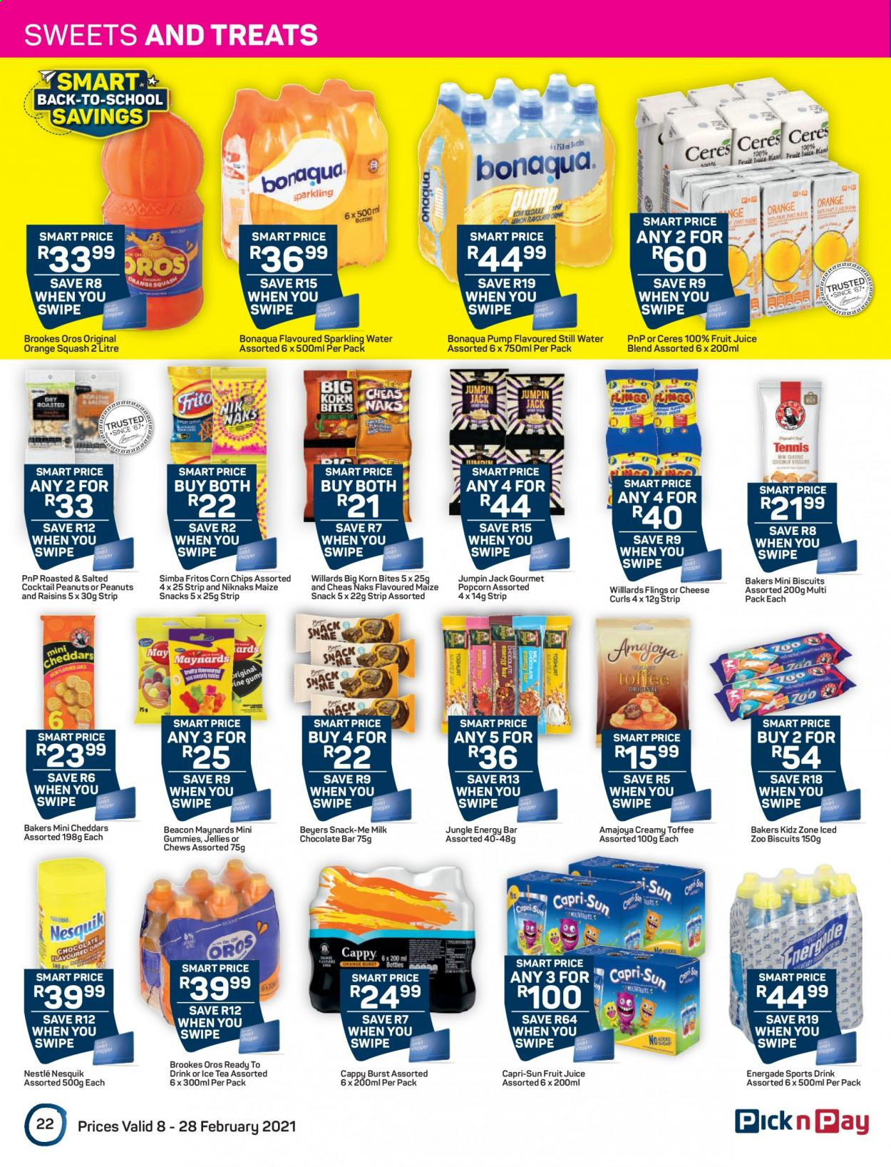 Pick n Pay catalogue  - 02.08.2021 - 02.28.2021. Page 22.