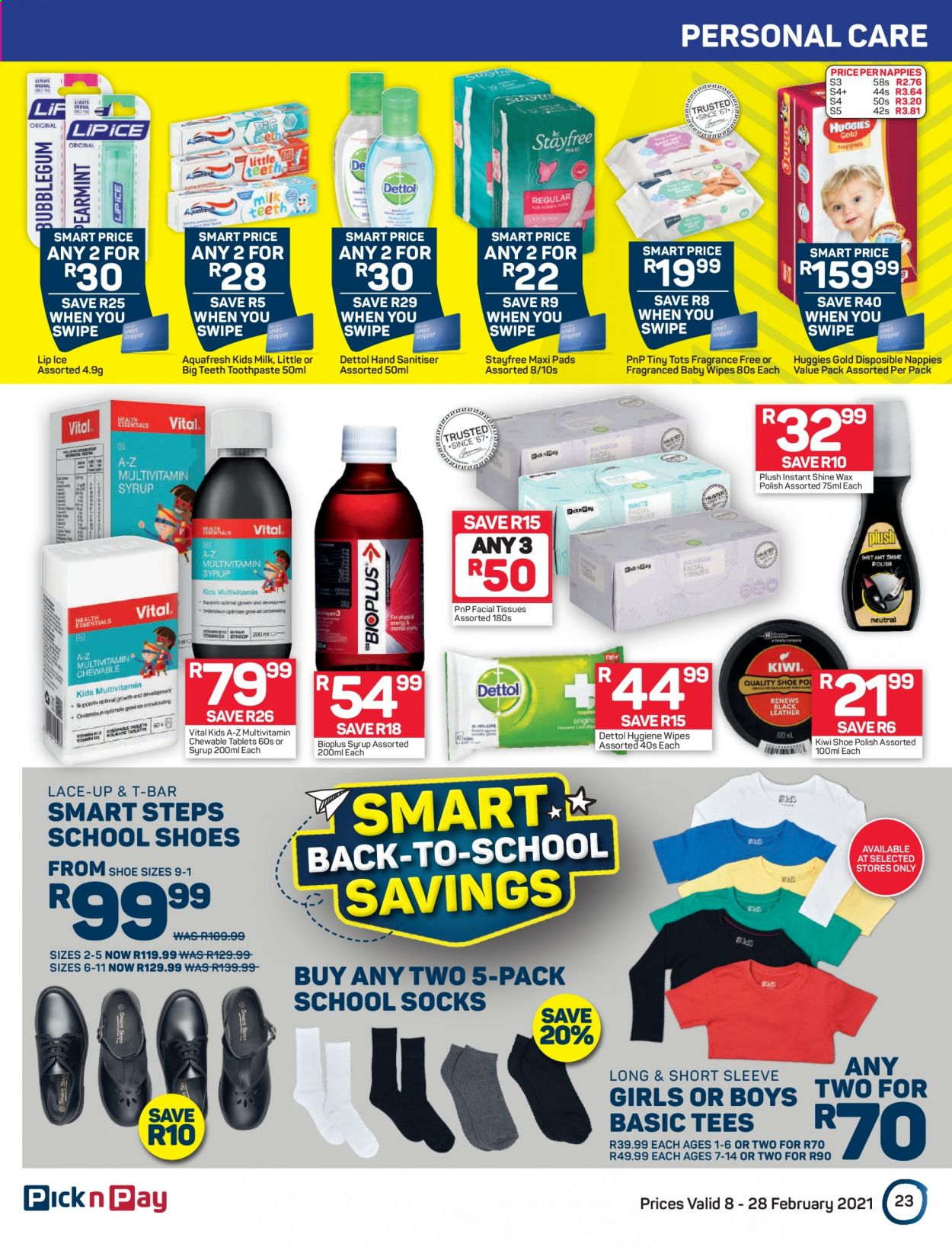 Pick n Pay catalogue  - 02.08.2021 - 02.28.2021. Page 23.