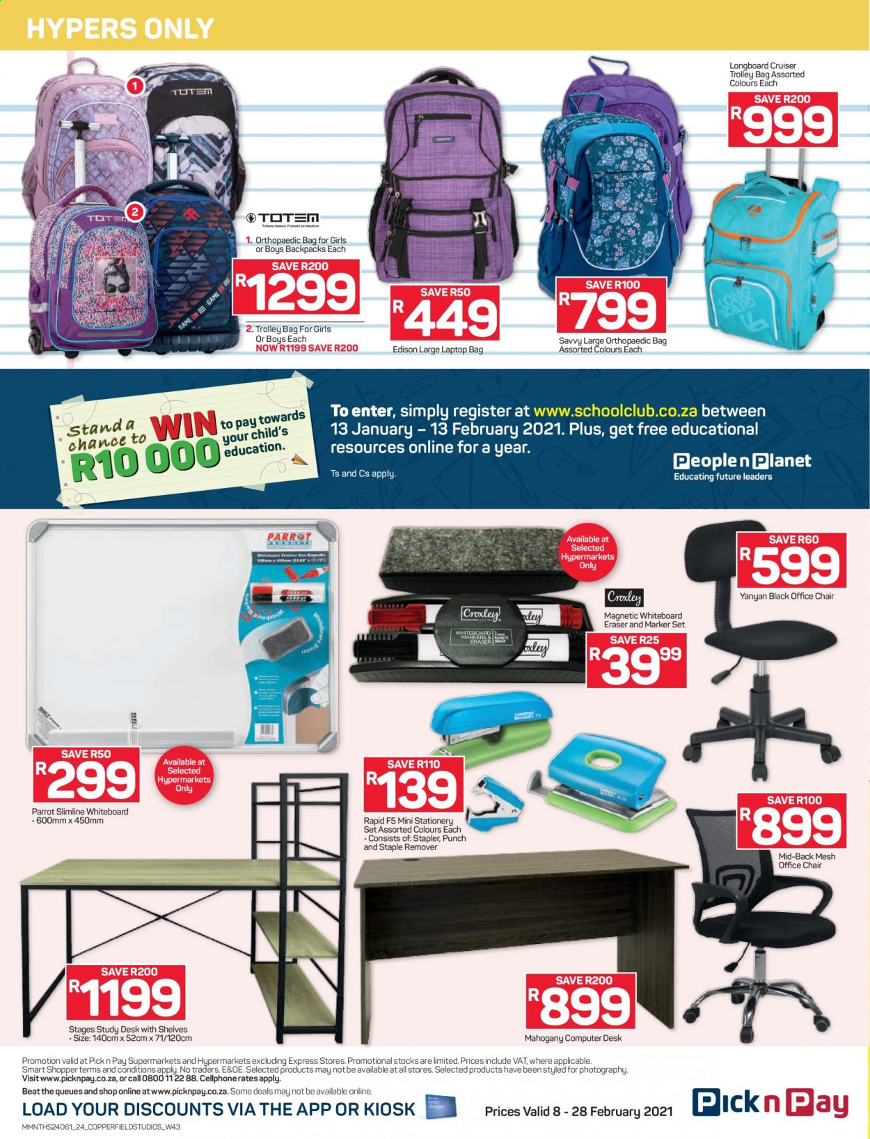 Pick n Pay catalogue  - 02.08.2021 - 02.28.2021. Page 24.