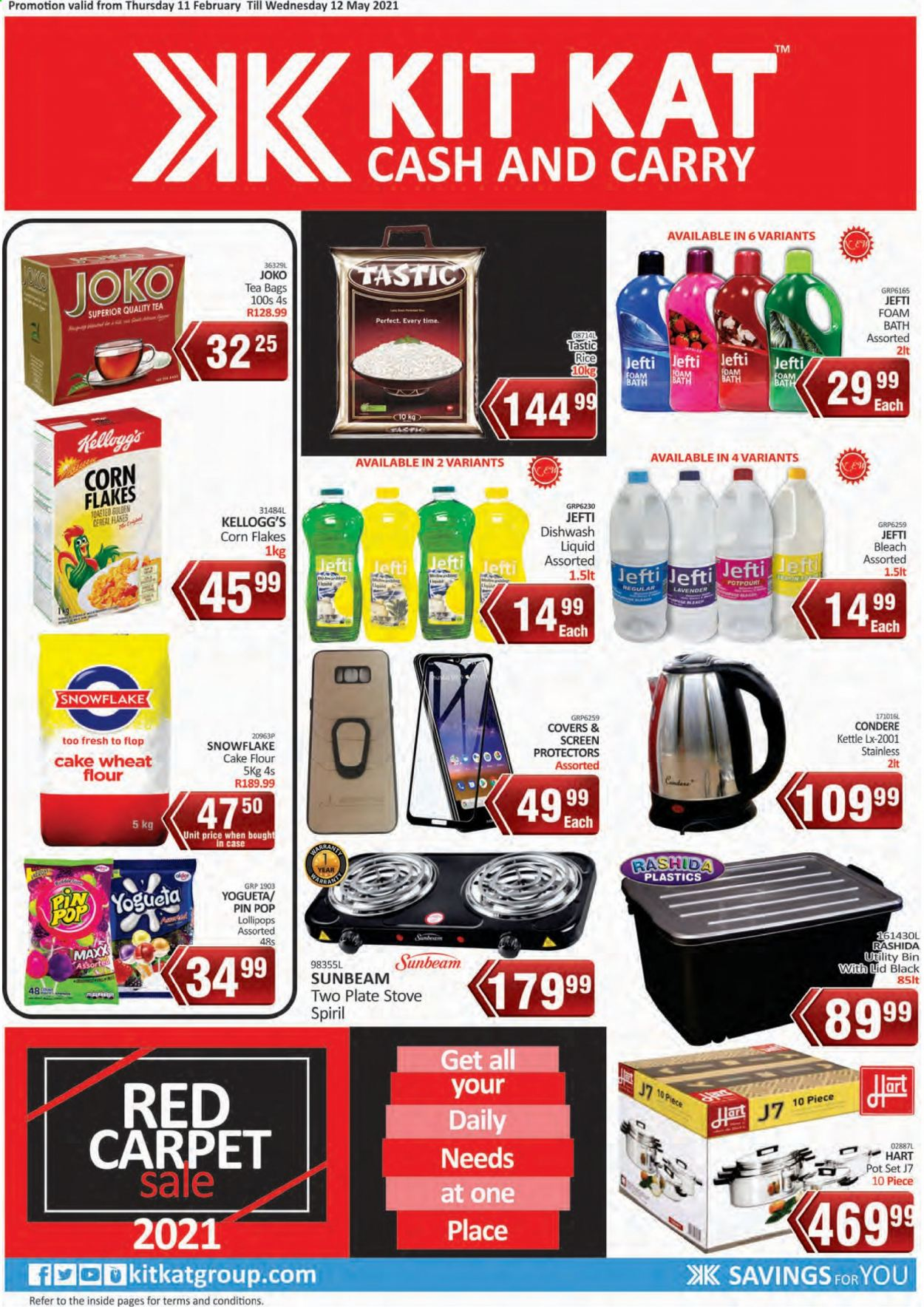 Kit Kat Cash & Carry catalogue  - 02.11.2021 - 05.12.2021. Page 1.