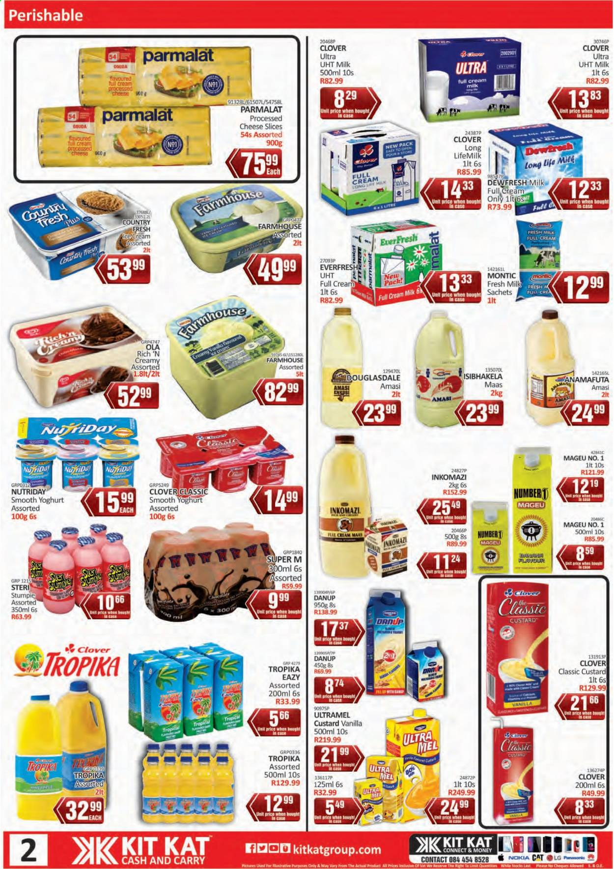 Kit Kat Cash & Carry catalogue  - 02.11.2021 - 05.12.2021. Page 2.