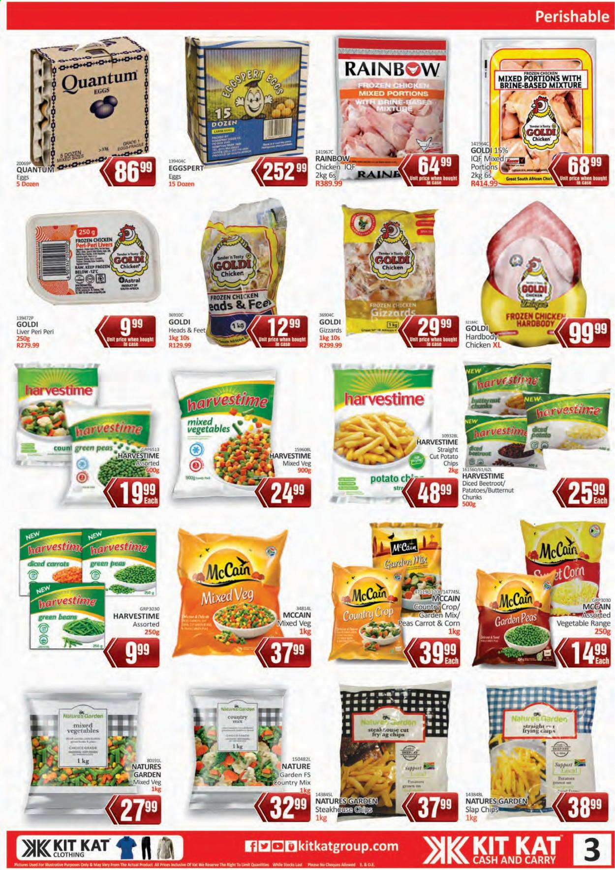 Kit Kat Cash & Carry catalogue  - 02.11.2021 - 05.12.2021. Page 3.