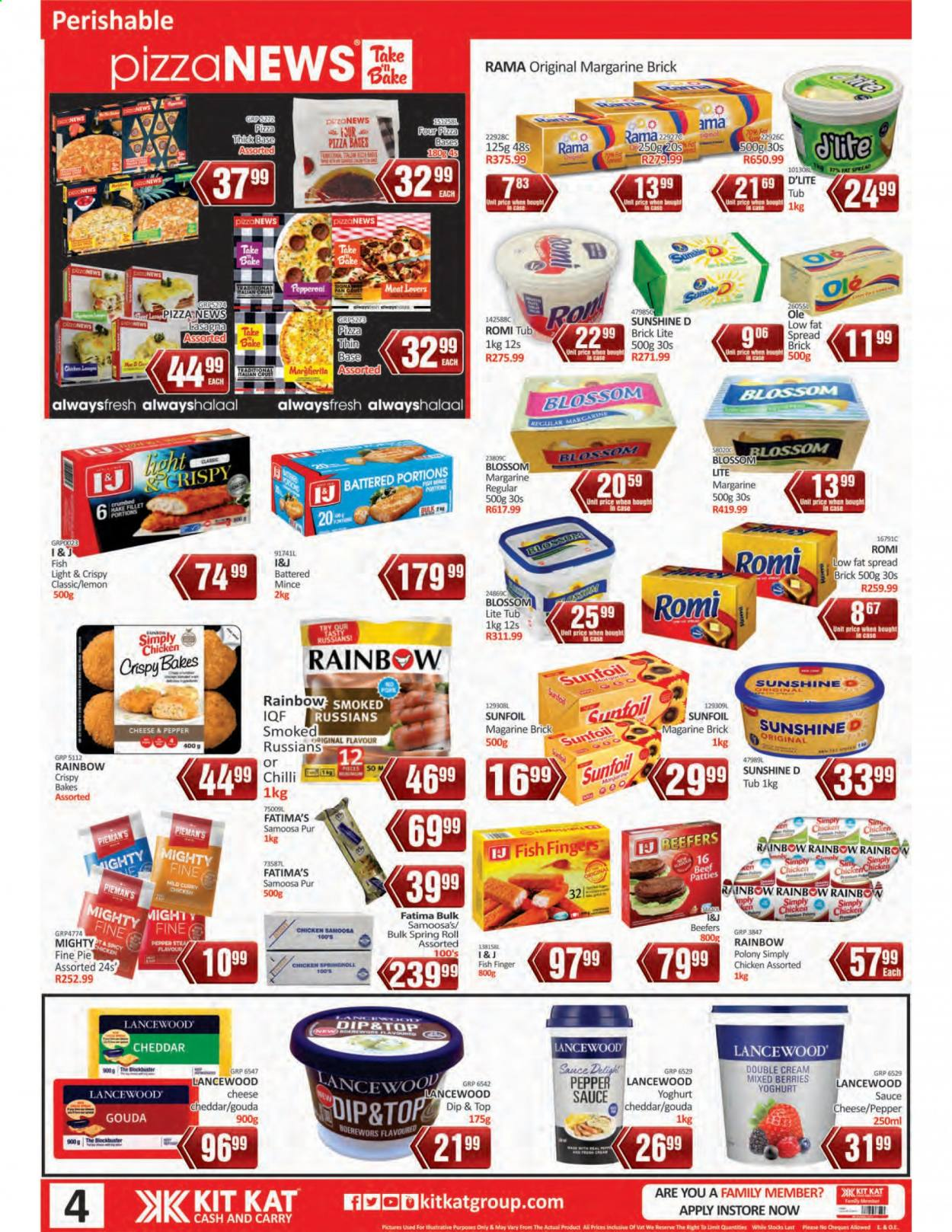 Kit Kat Cash & Carry catalogue  - 02.11.2021 - 05.12.2021. Page 4.