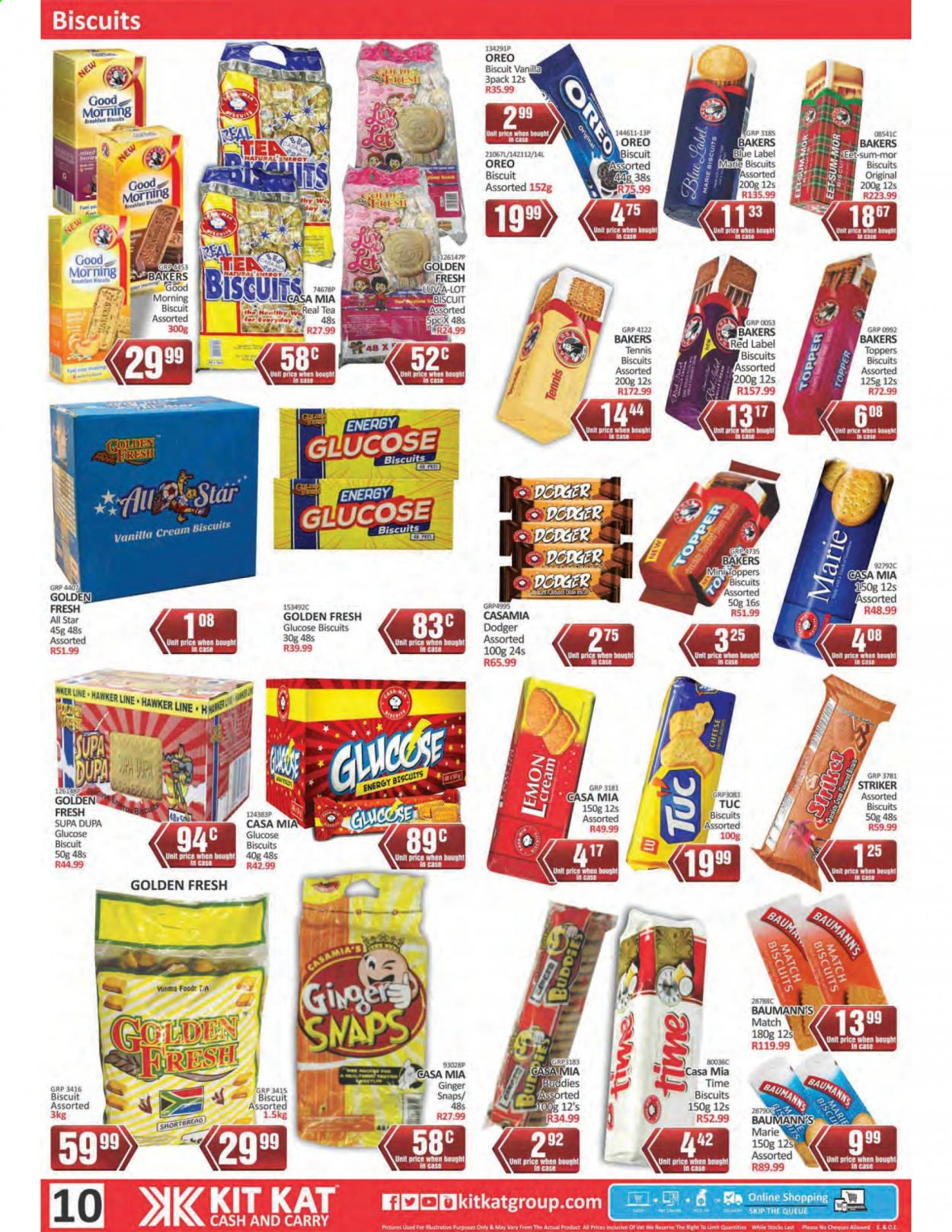 Kit Kat Cash & Carry catalogue  - 02.11.2021 - 05.12.2021. Page 10.