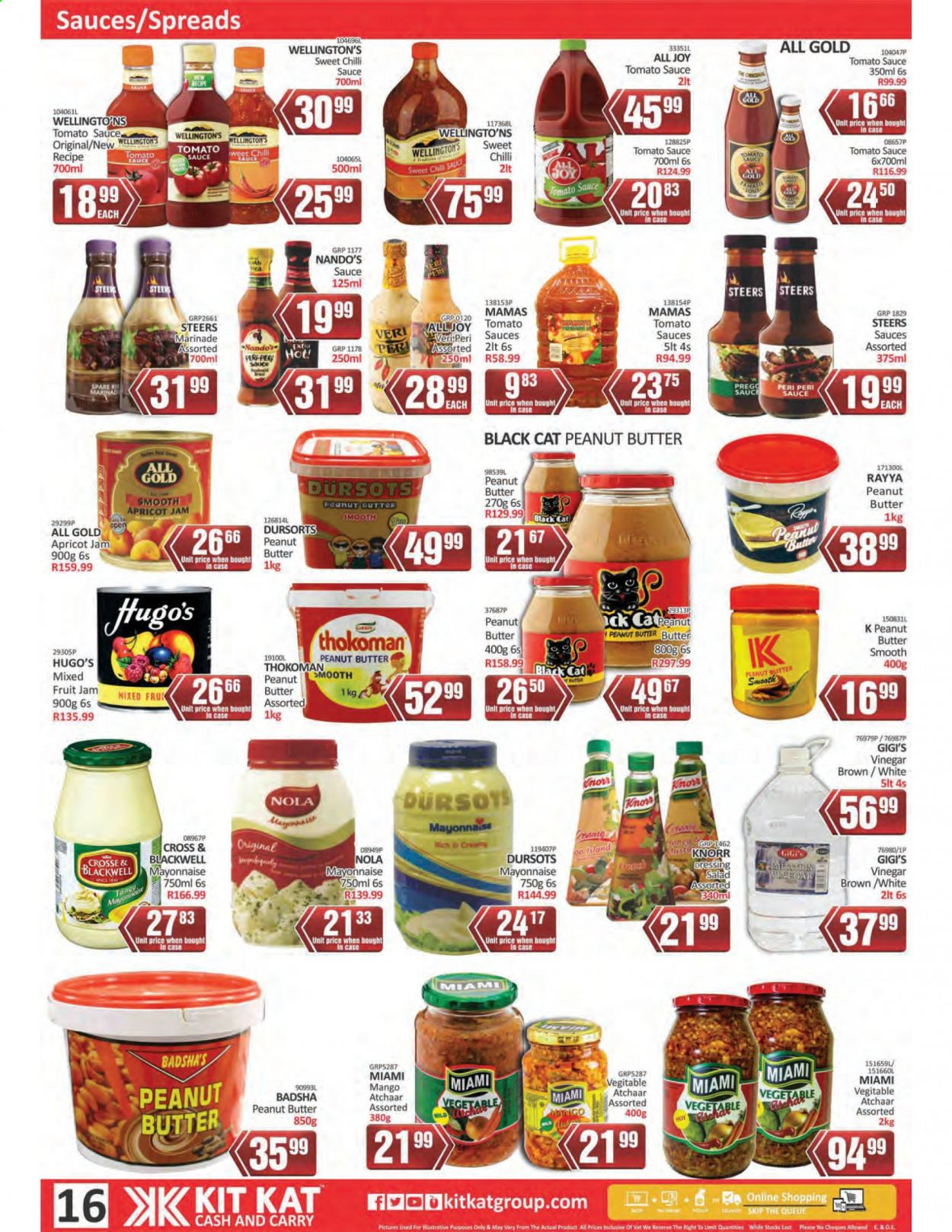 Kit Kat Cash & Carry catalogue  - 02.11.2021 - 05.12.2021. Page 16.