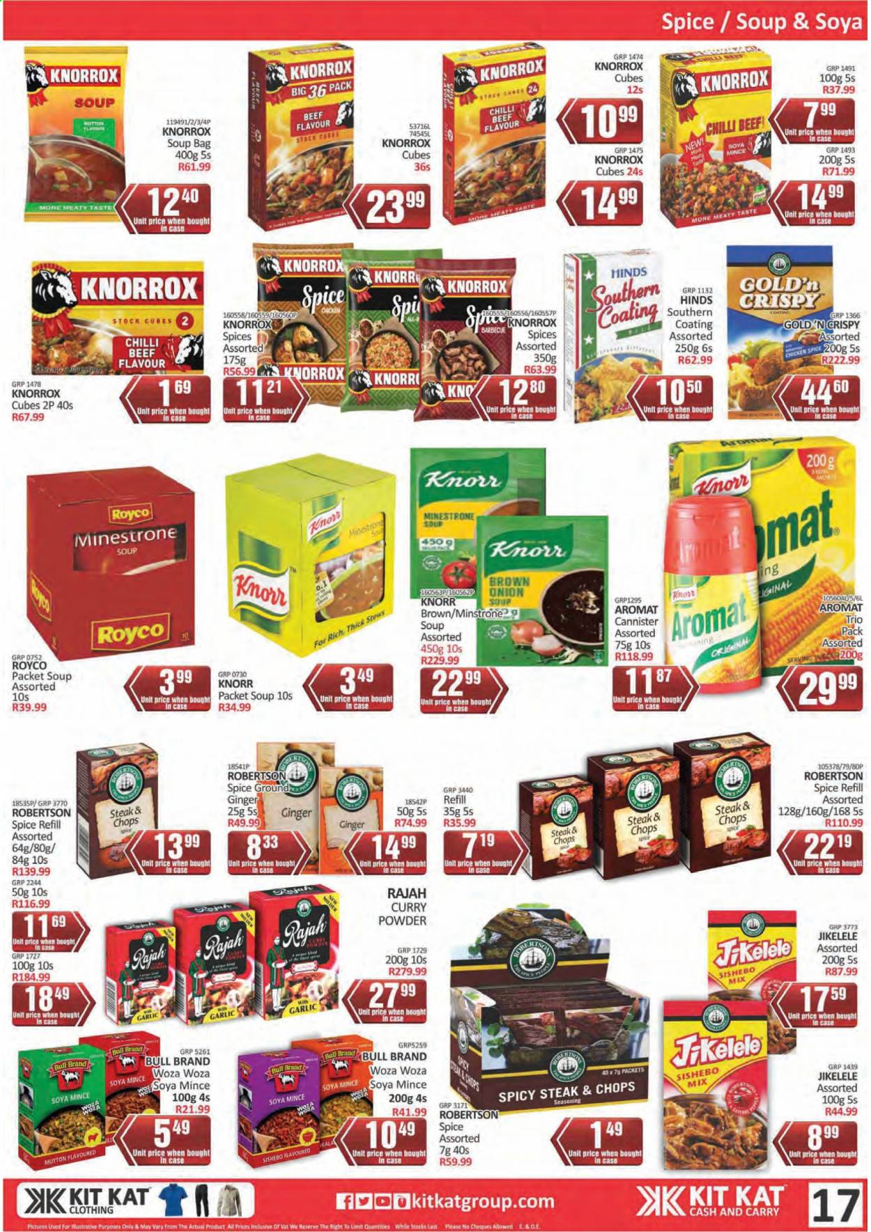 Kit Kat Cash & Carry catalogue  - 02.11.2021 - 05.12.2021. Page 17.