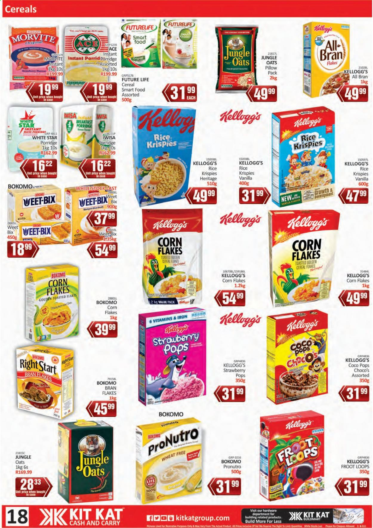 Kit Kat Cash & Carry catalogue  - 02.11.2021 - 05.12.2021. Page 18.