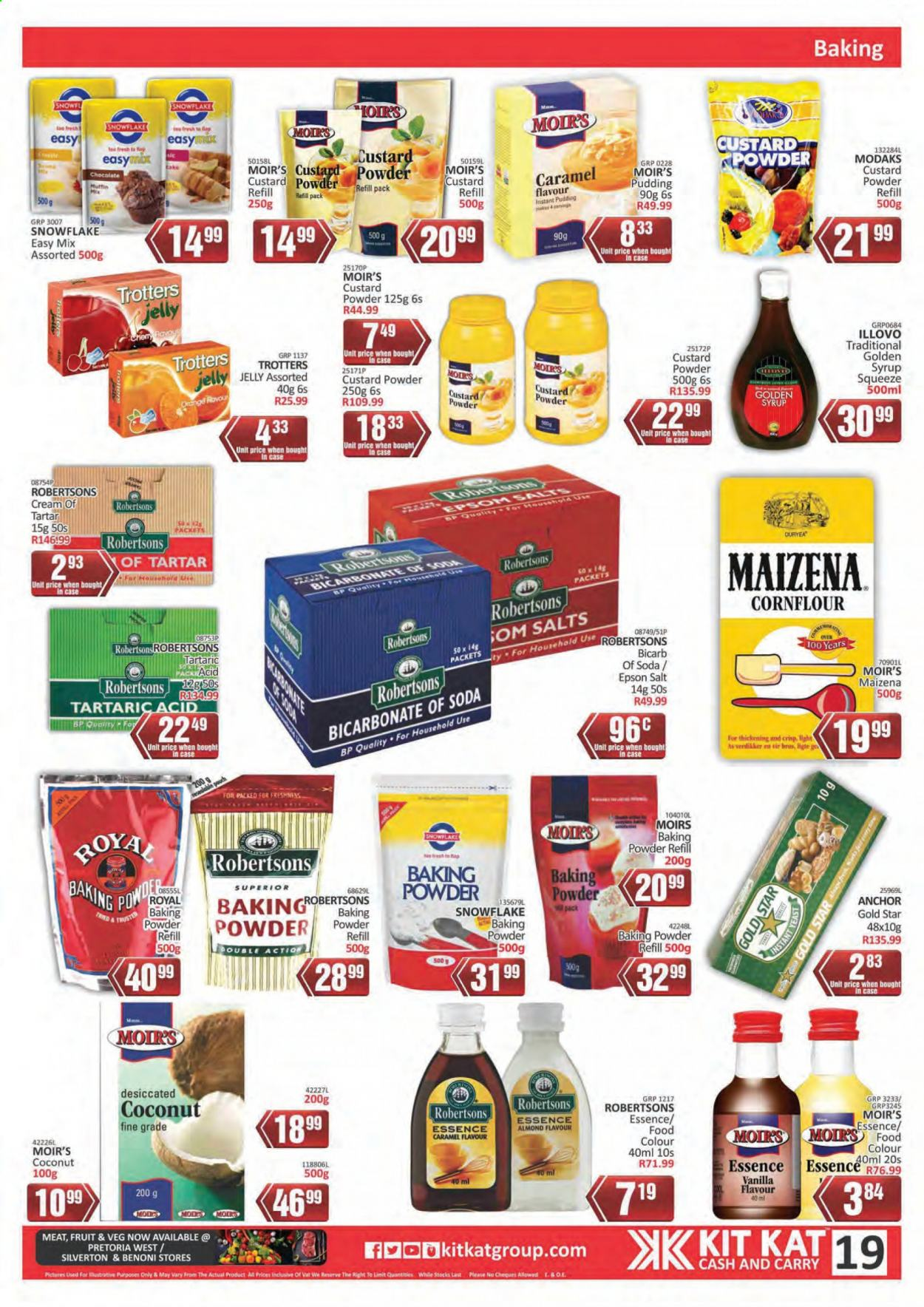 Kit Kat Cash & Carry catalogue  - 02.11.2021 - 05.12.2021. Page 19.