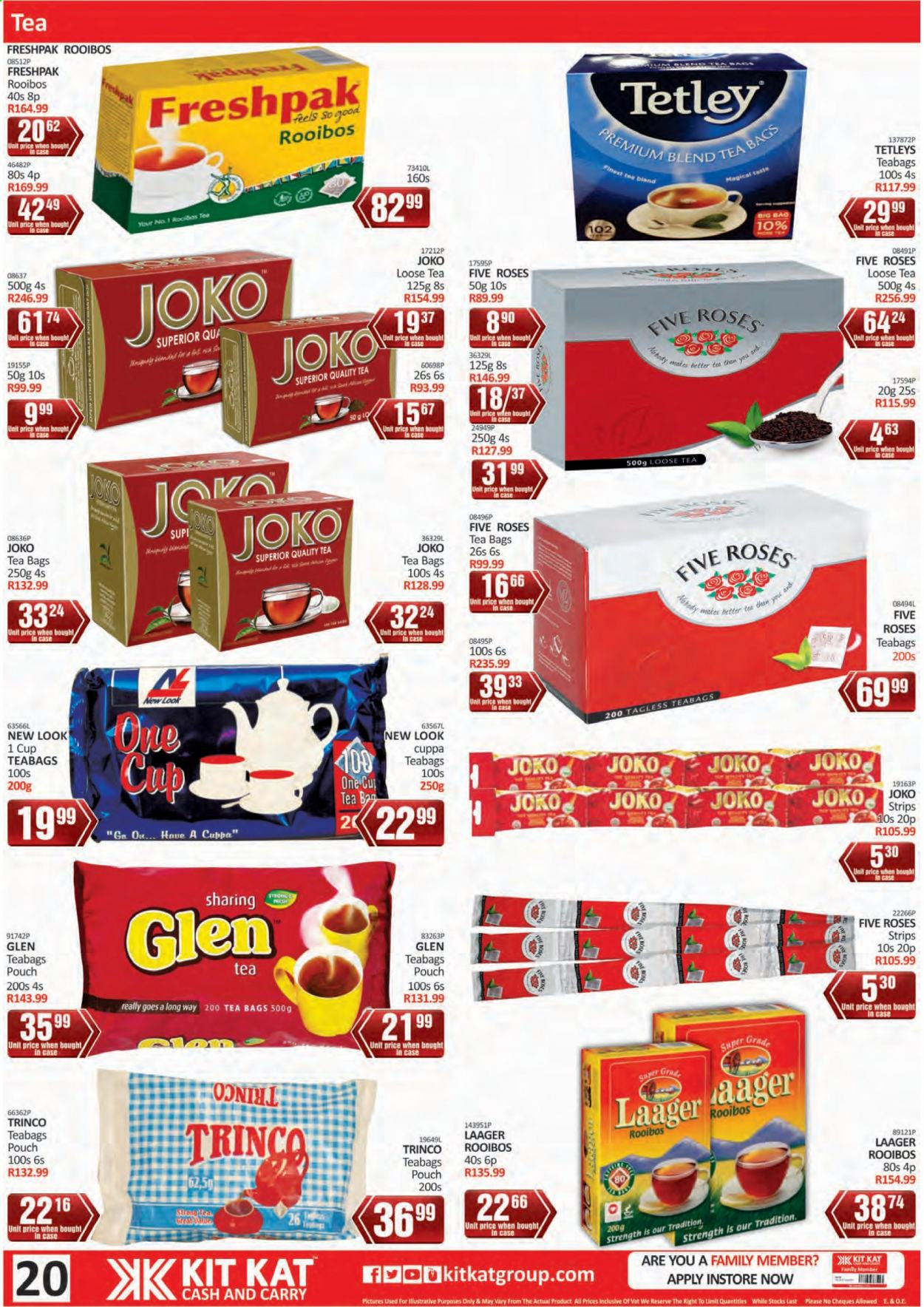 Kit Kat Cash & Carry catalogue  - 02.11.2021 - 05.12.2021. Page 20.
