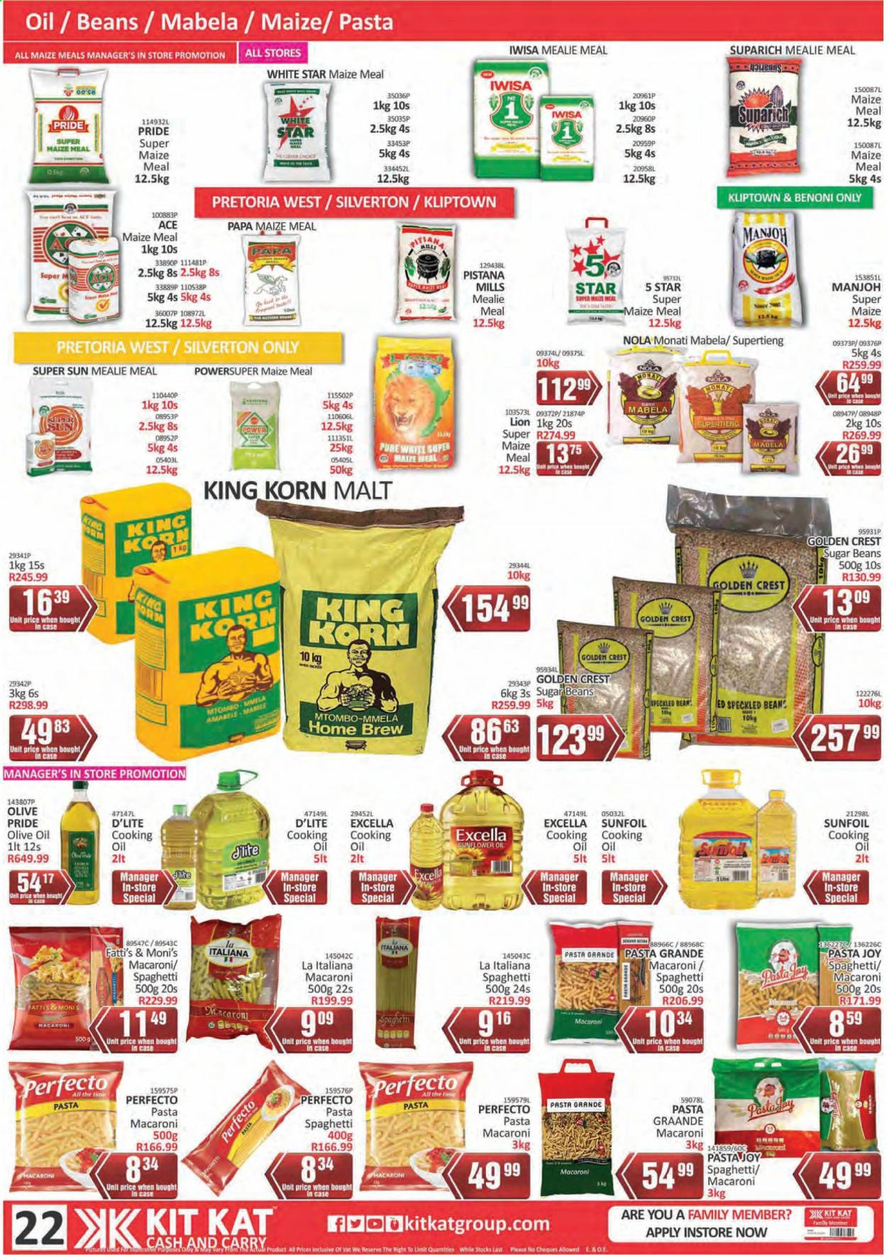 Kit Kat Cash & Carry catalogue  - 02.11.2021 - 05.12.2021. Page 22.