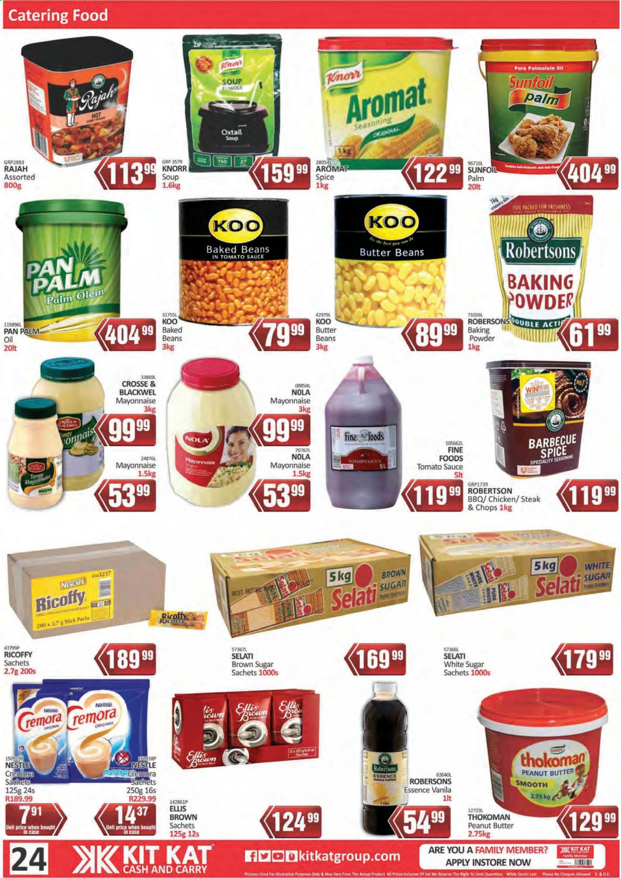 Kit Kat Cash & Carry catalogue  - 02.11.2021 - 05.12.2021. Page 24.