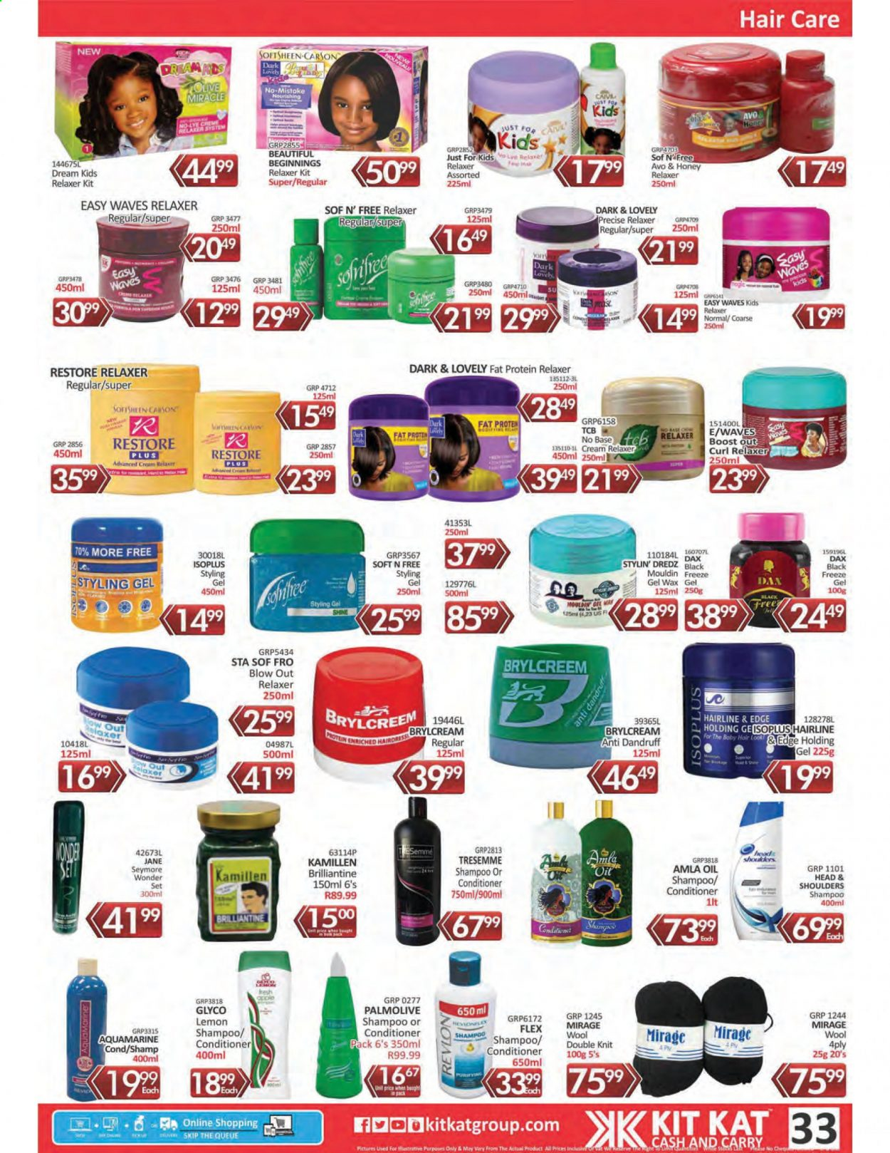 Kit Kat Cash & Carry catalogue  - 02.11.2021 - 05.12.2021. Page 33.