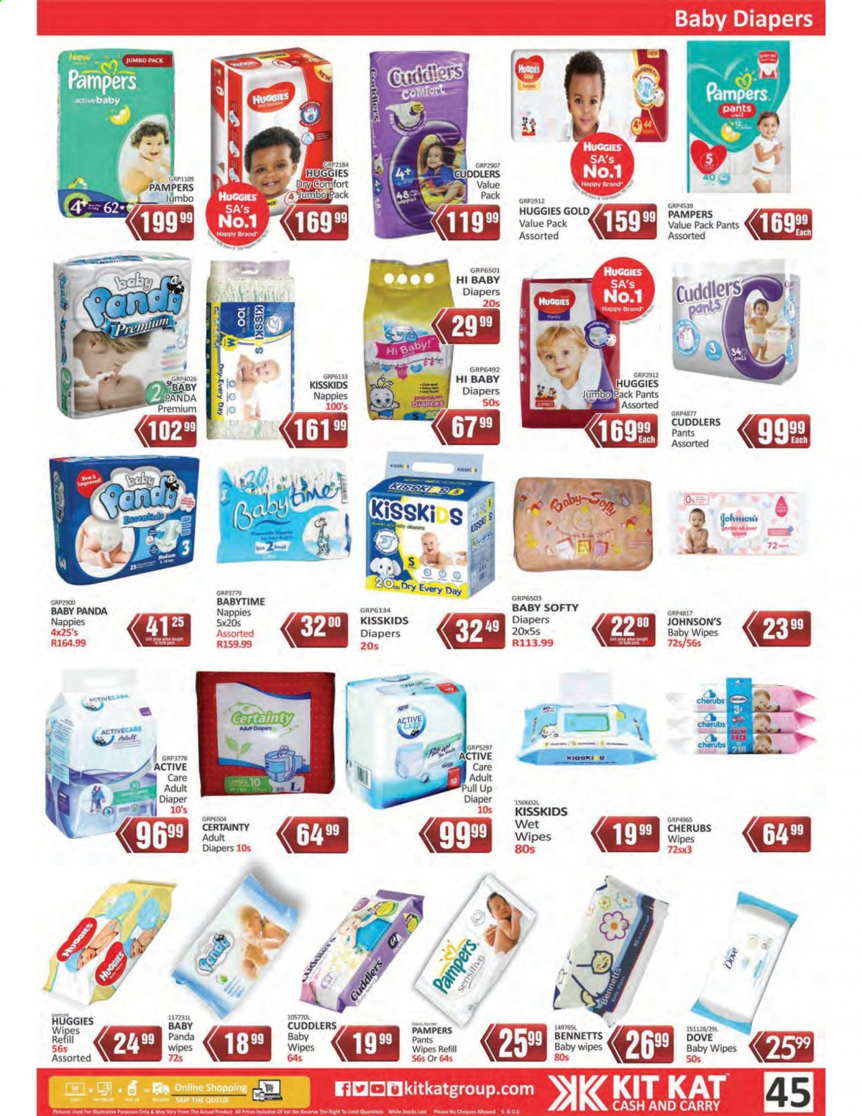 Kit Kat Cash & Carry catalogue  - 02.11.2021 - 05.12.2021. Page 45.