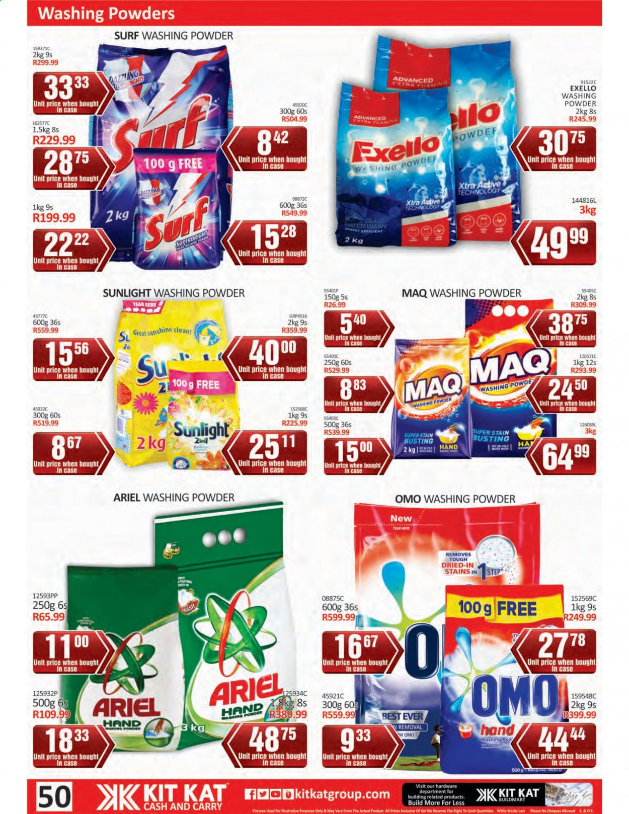 Kit Kat Cash & Carry catalogue  - 02.11.2021 - 05.12.2021. Page 50.