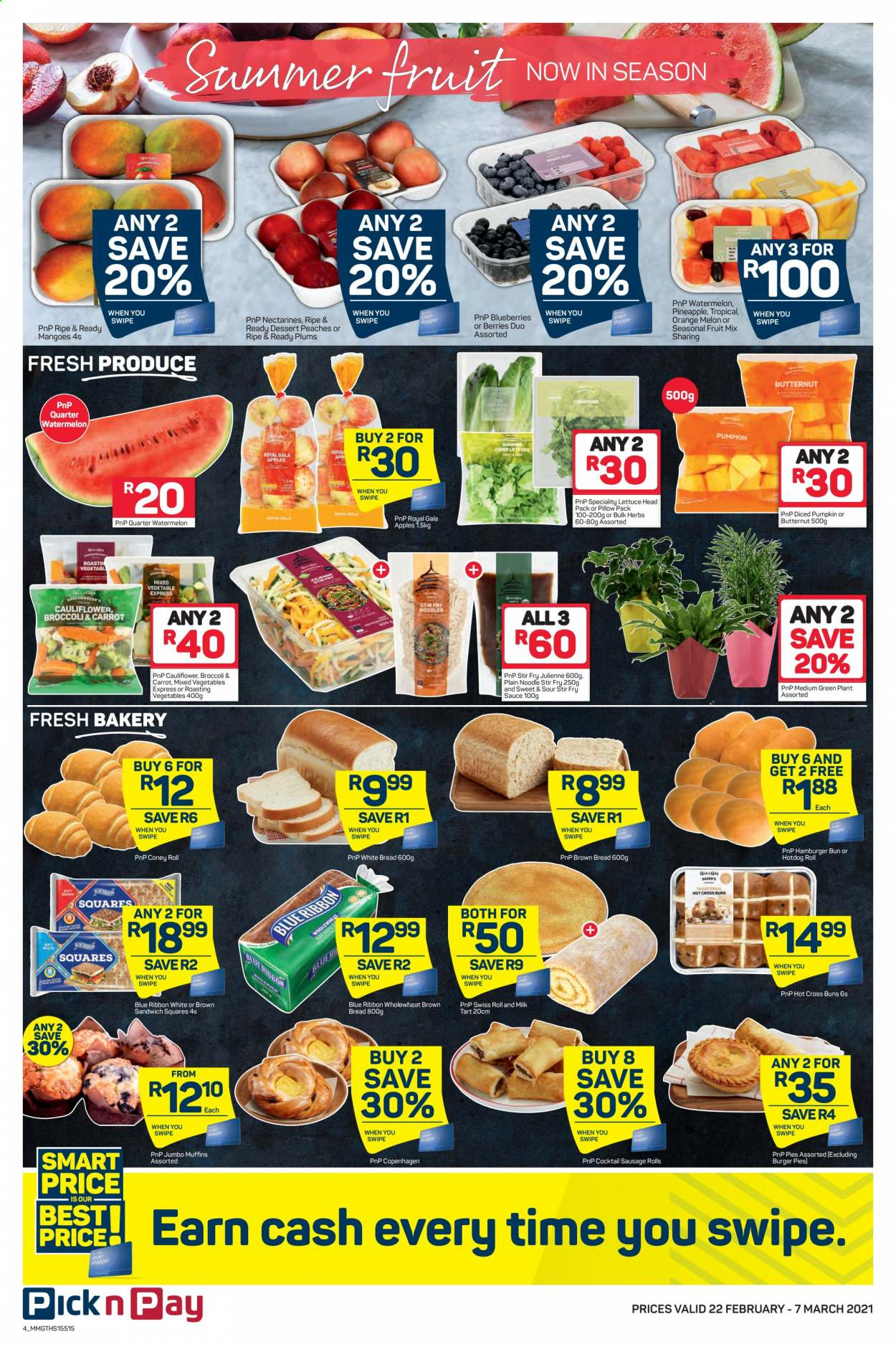 Pick n Pay catalogue  - 02.22.2021 - 02.28.2021. Page 4.