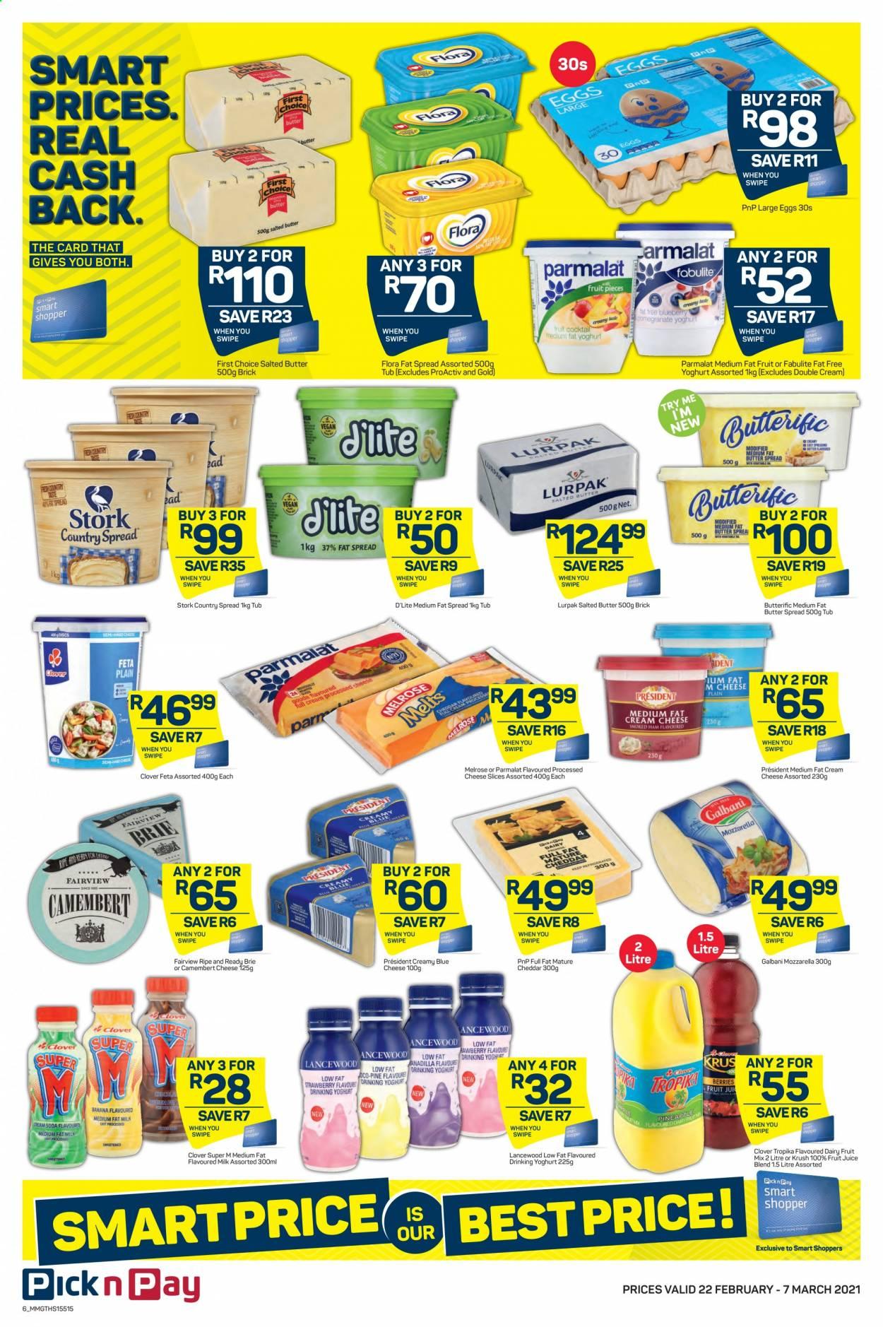 Pick n Pay catalogue  - 02.22.2021 - 02.28.2021. Page 6.