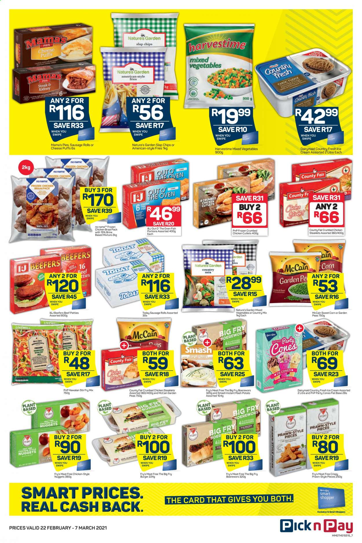 Pick n Pay catalogue  - 02.22.2021 - 02.28.2021. Page 7.