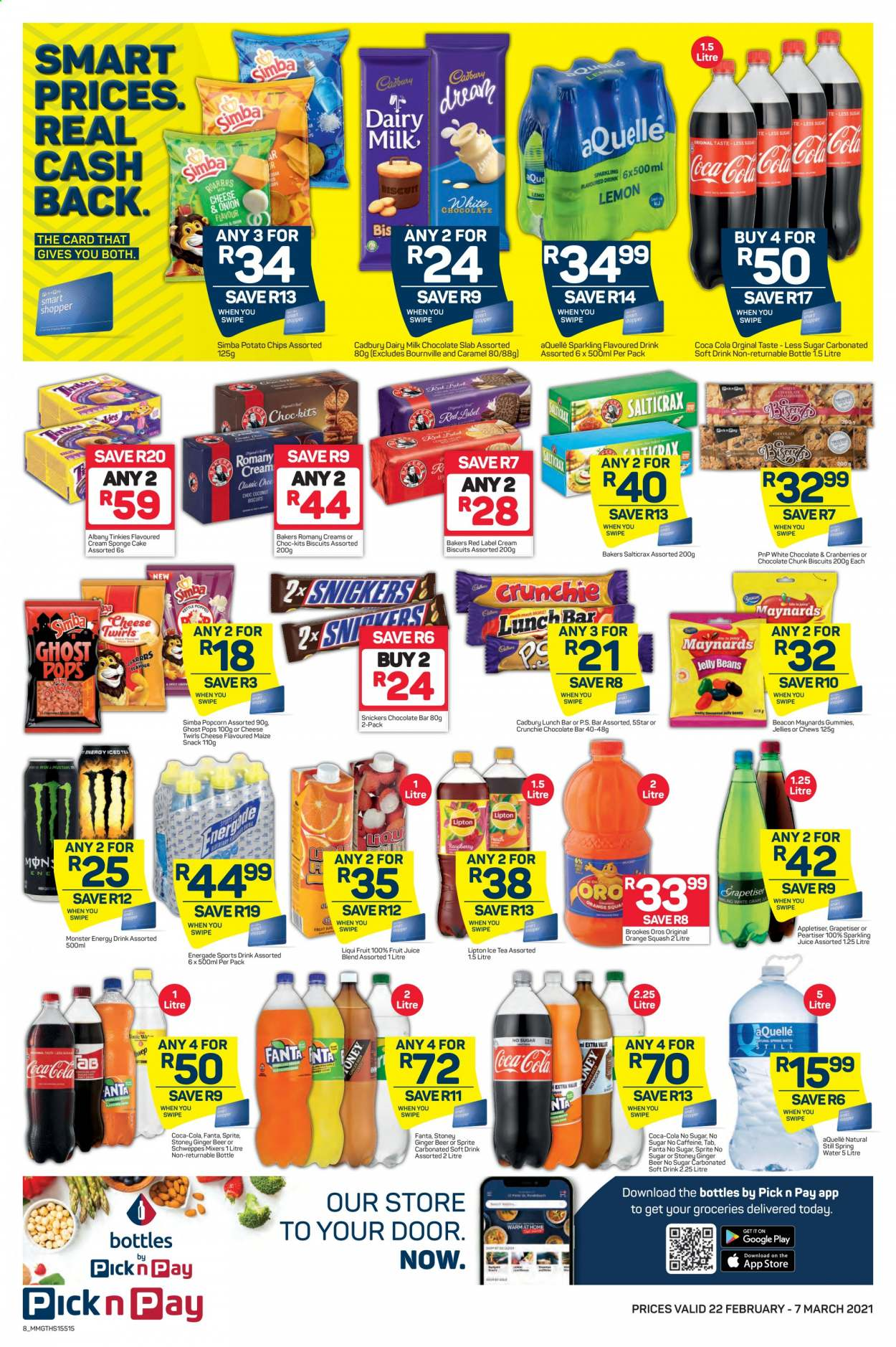 Pick n Pay catalogue  - 02.22.2021 - 02.28.2021. Page 8.