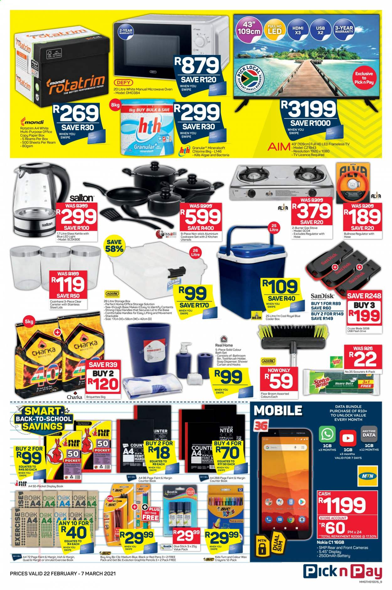 Pick n Pay catalogue  - 02.22.2021 - 02.28.2021. Page 9.