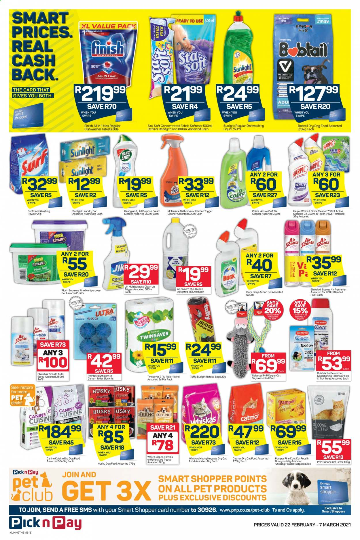 Pick n Pay catalogue  - 02.22.2021 - 02.28.2021. Page 10.