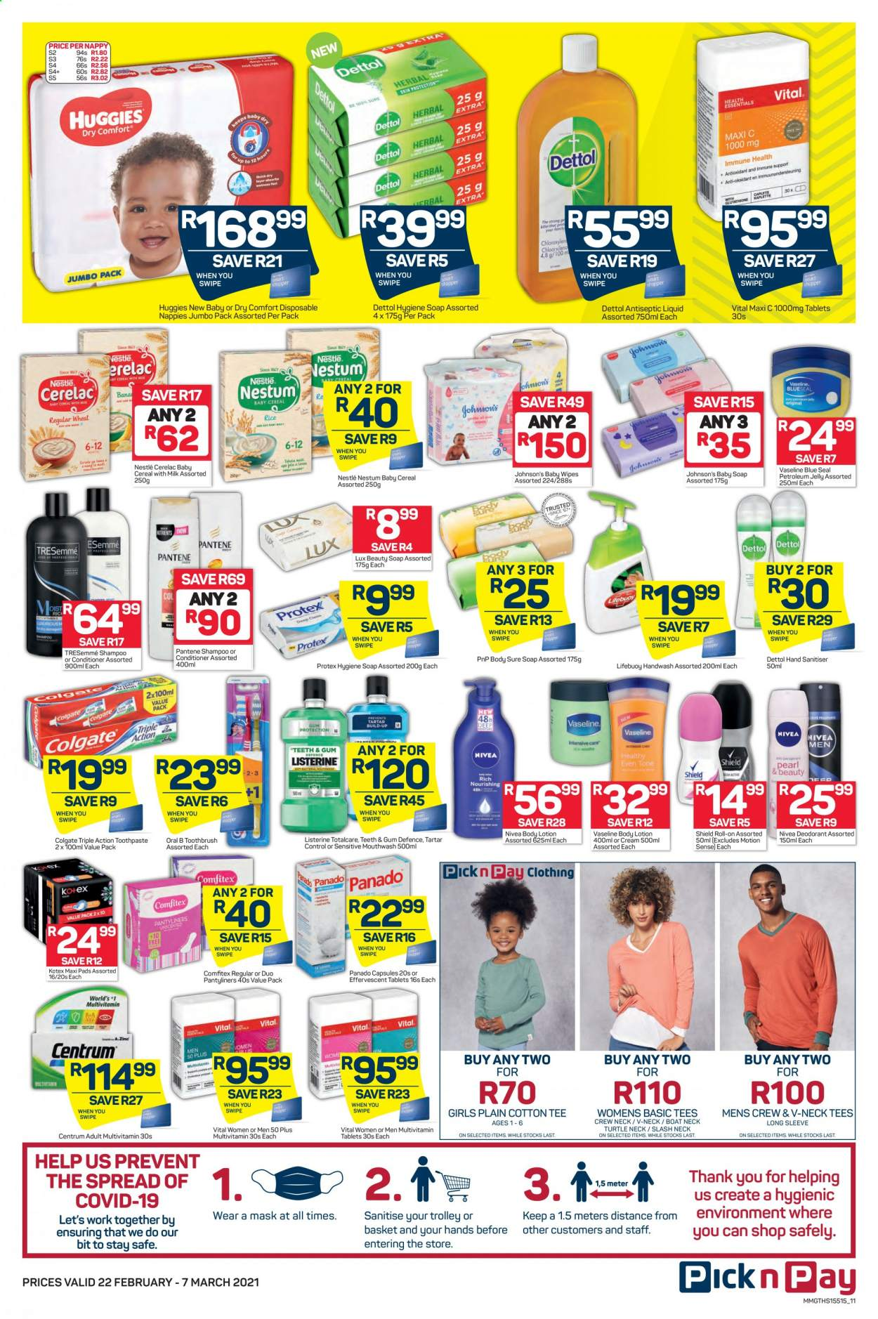 Pick n Pay catalogue  - 02.22.2021 - 02.28.2021. Page 11.