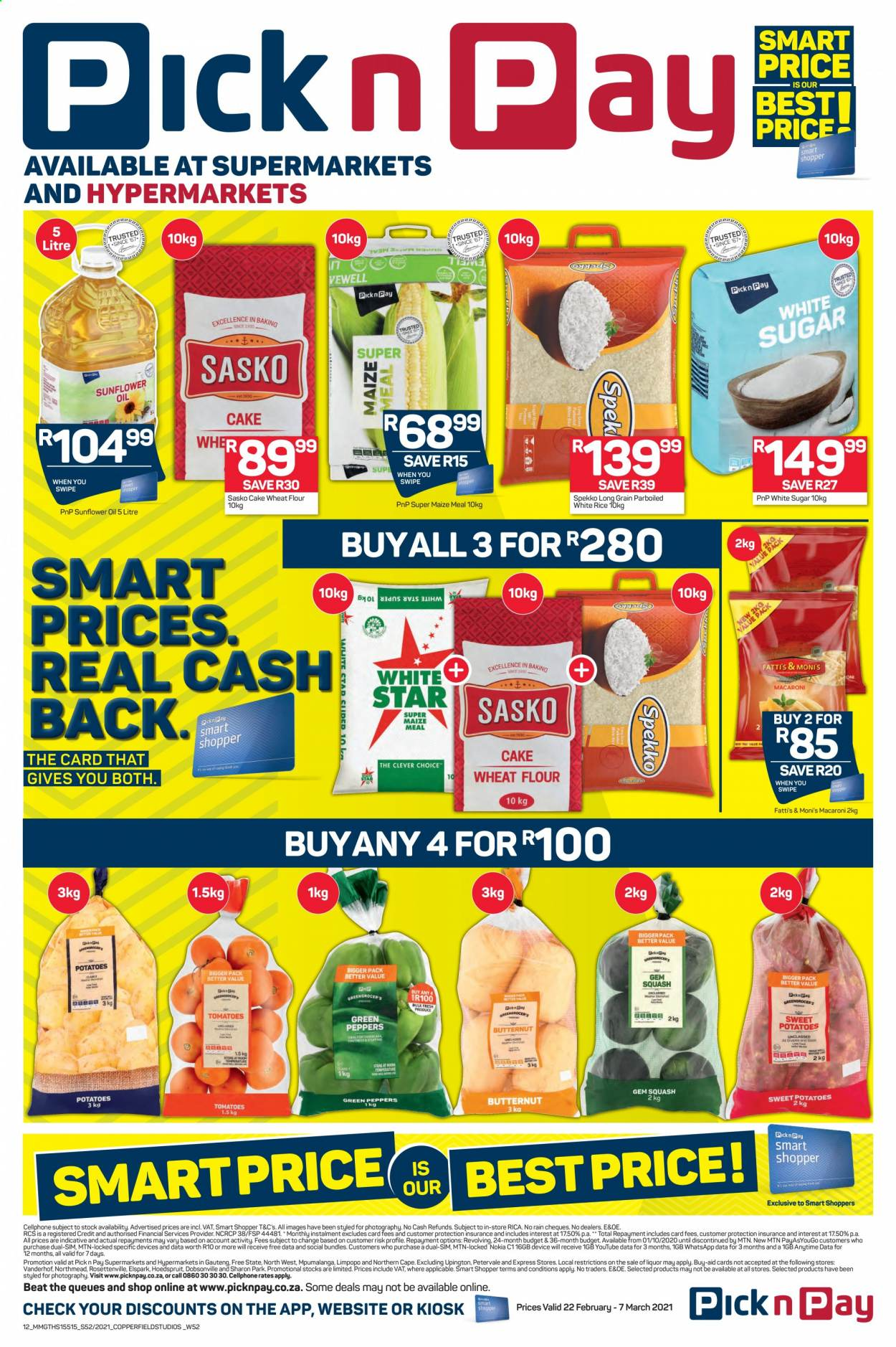 Pick n Pay catalogue  - 02.22.2021 - 02.28.2021. Page 12.