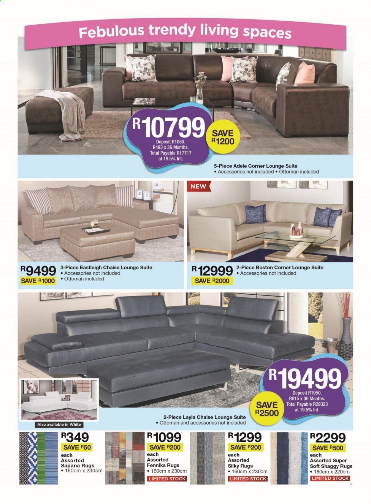 House & Home catalogue  - 02.22.2021 - 03.02.2021. Page 5.