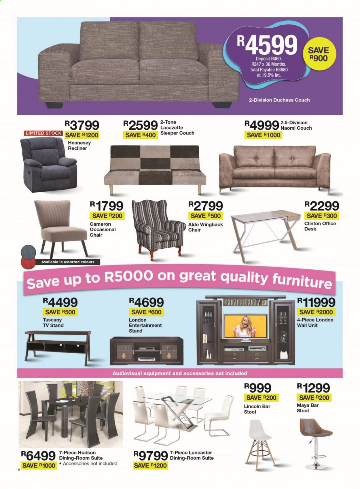 House & Home catalogue  - 02.22.2021 - 03.02.2021. Page 6.