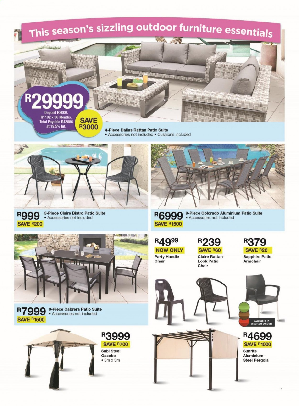 House & Home catalogue  - 02.22.2021 - 03.02.2021. Page 7.
