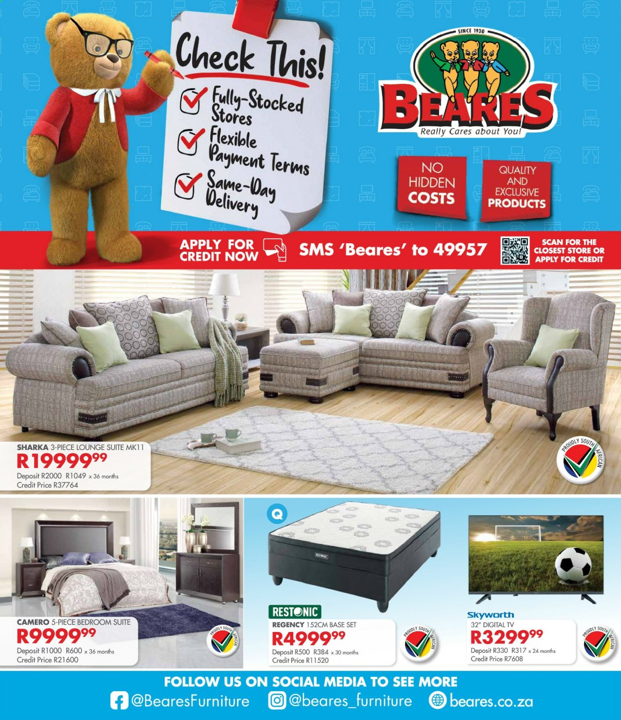 Beares catalogue  - 02.23.2021 - 04.08.2021. Page 1.
