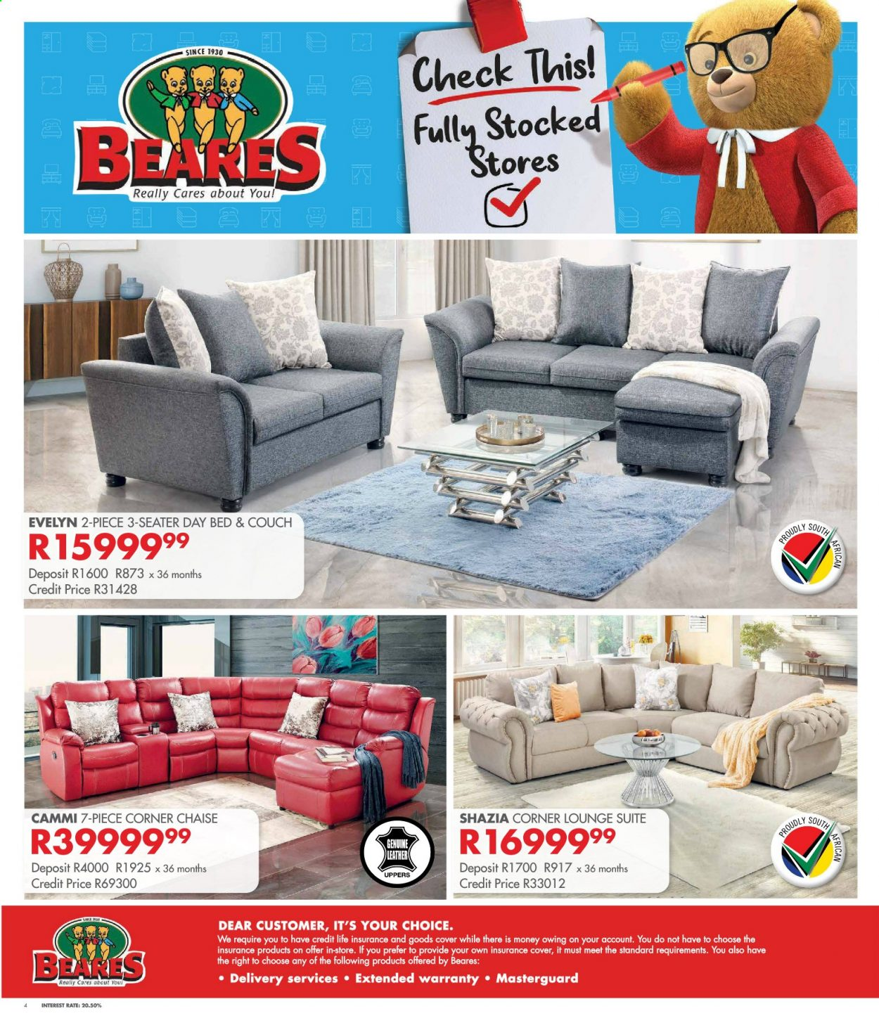 Beares catalogue  - 02.23.2021 - 04.08.2021. Page 4.