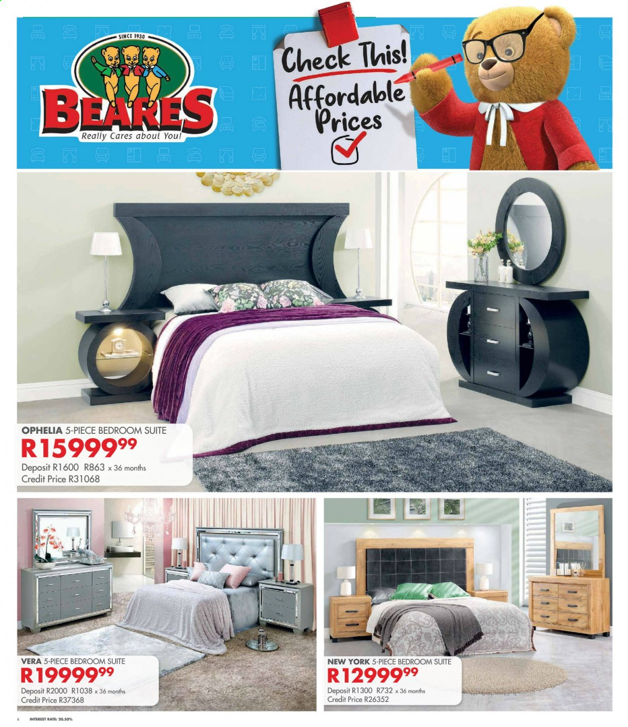 Beares catalogue  - 02.23.2021 - 04.08.2021. Page 6.