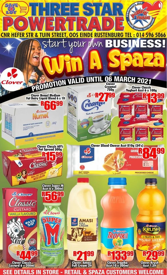 Three Star Cash and Carry catalogue  - 02.23.2021 - 03.06.2021. Page 3.