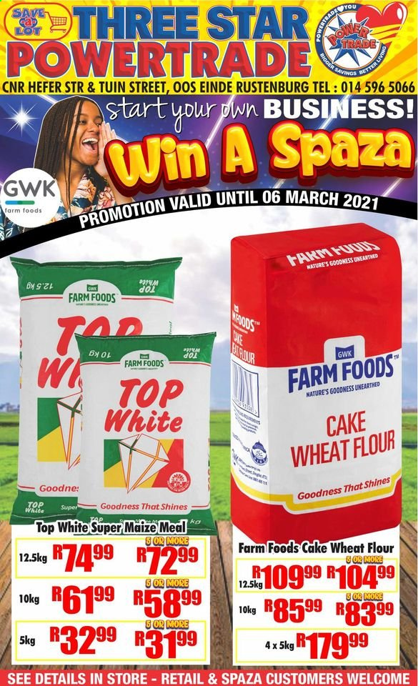 Three Star Cash and Carry catalogue  - 02.23.2021 - 03.06.2021. Page 5.