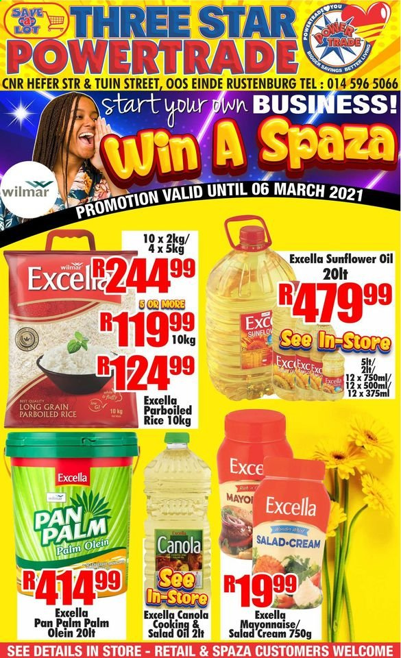 Three Star Cash and Carry catalogue  - 02.23.2021 - 03.06.2021. Page 11.