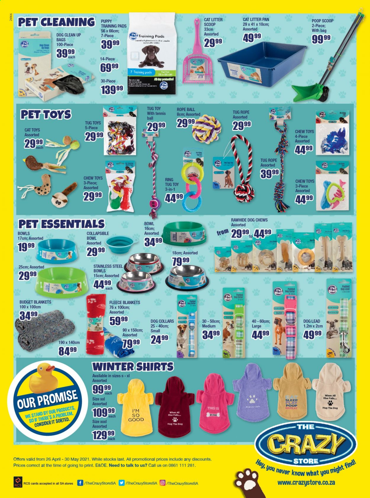 The Crazy Store catalogue  - 04.26.2021 - 05.30.2021. Page 2.