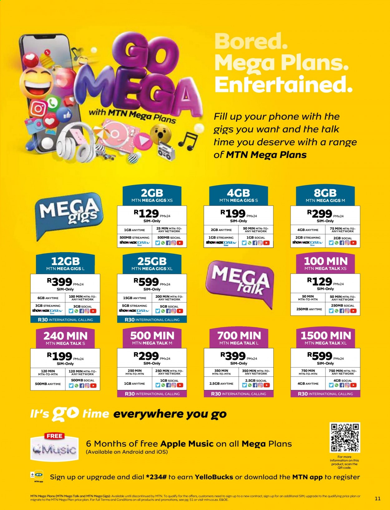 MTN catalogue  - 05.01.2021 - 05.31.2021. Page 11.