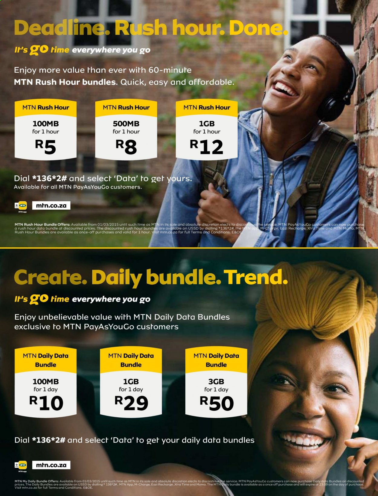 MTN catalogue  - 05.01.2021 - 05.31.2021. Page 18.
