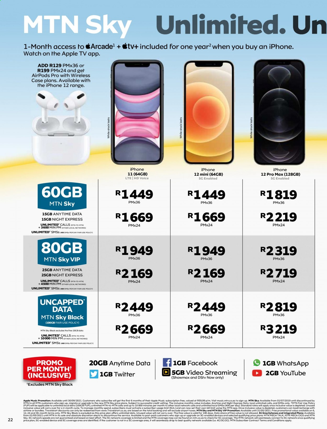 MTN catalogue  - 05.01.2021 - 05.31.2021. Page 22.