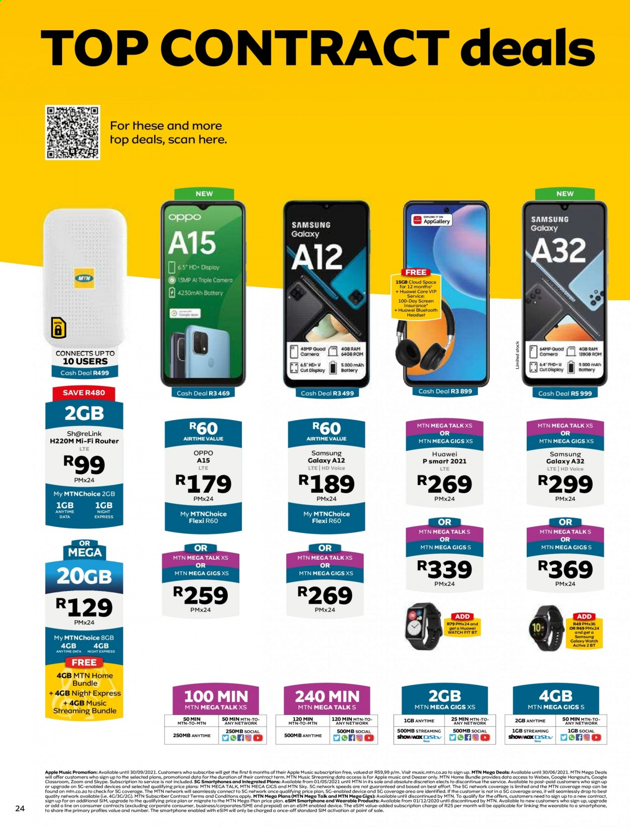 MTN catalogue  - 05.01.2021 - 05.31.2021. Page 24.