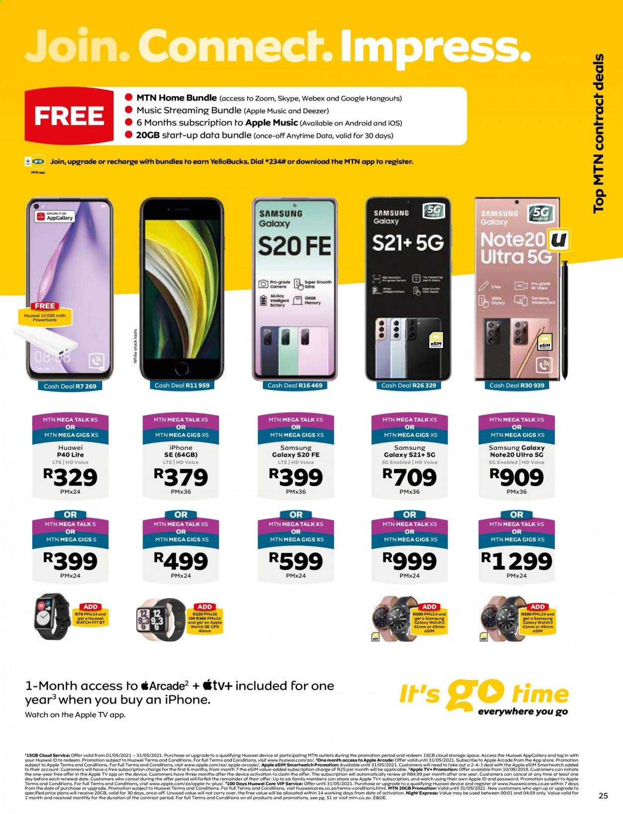 MTN catalogue  - 05.01.2021 - 05.31.2021. Page 25.
